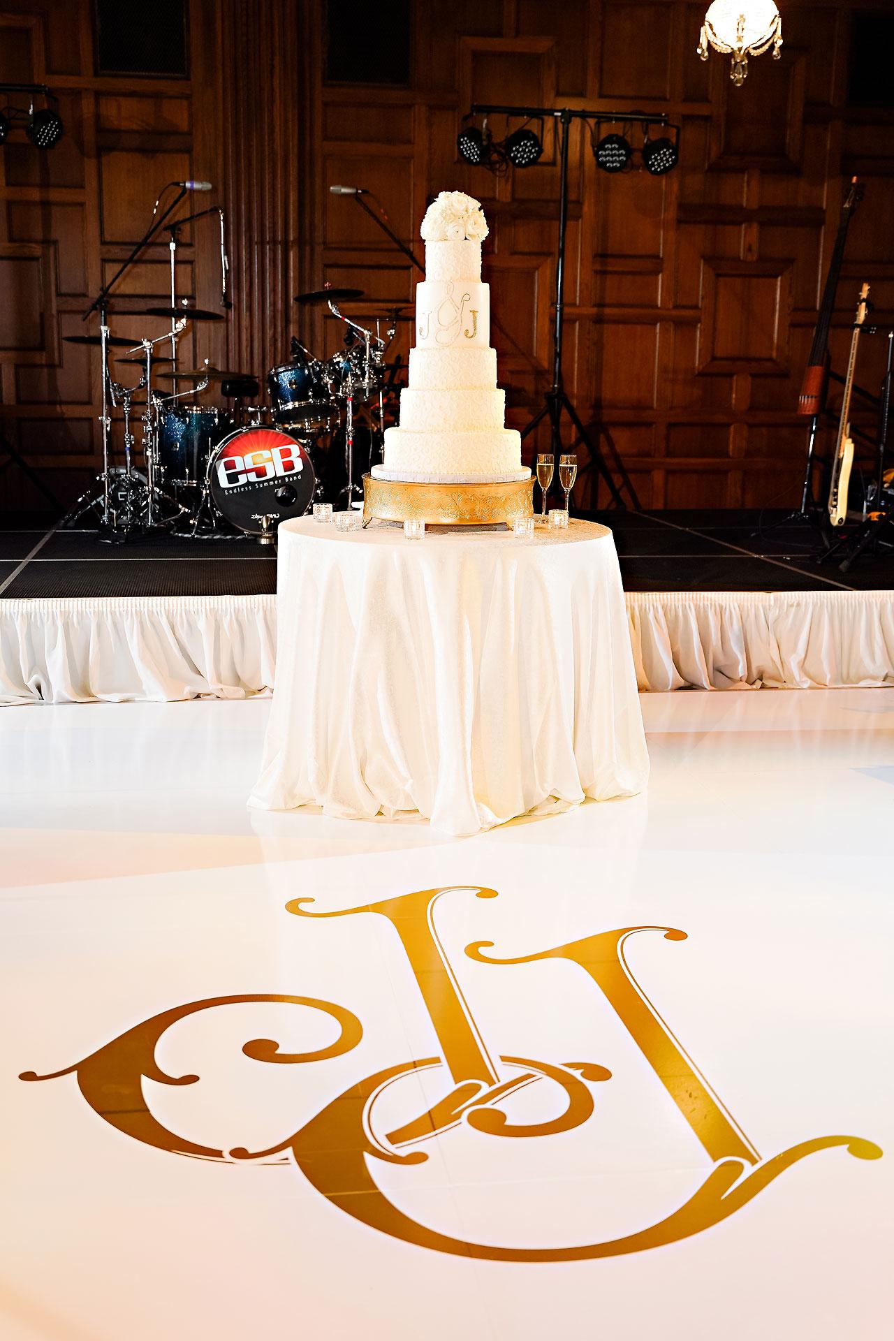 Julie Jonathan St Johns Scottish Rite Cathedral Indianapolis Wedding 225