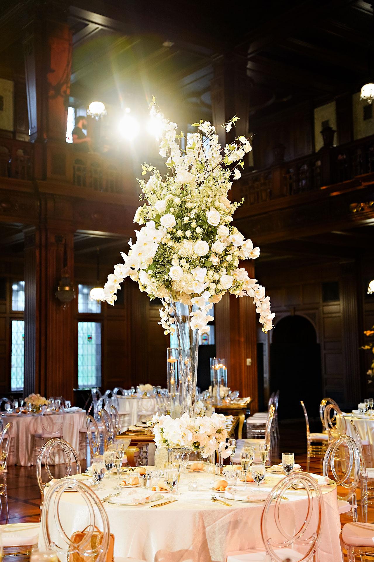 Julie Jonathan St Johns Scottish Rite Cathedral Indianapolis Wedding 239