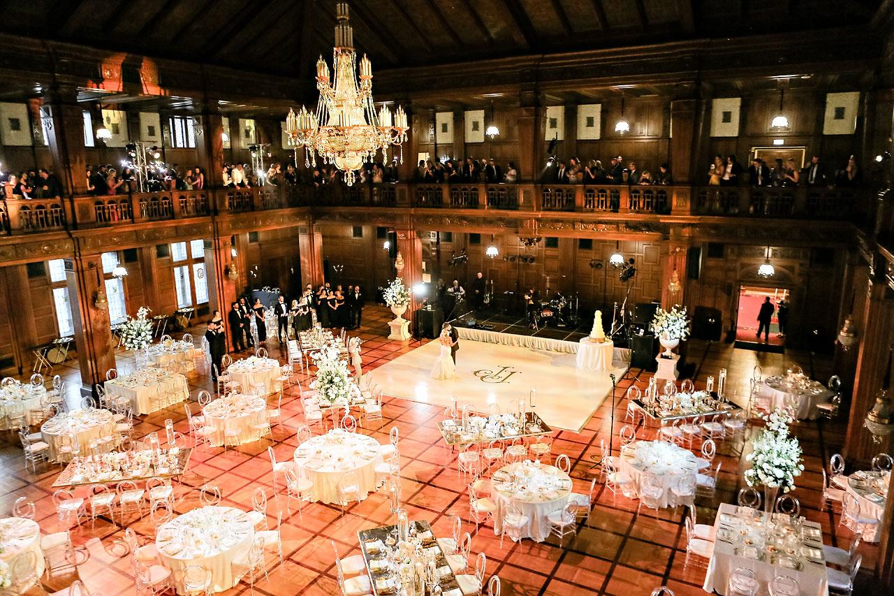 Julie Jonathan St Johns Scottish Rite Cathedral Indianapolis Wedding 242