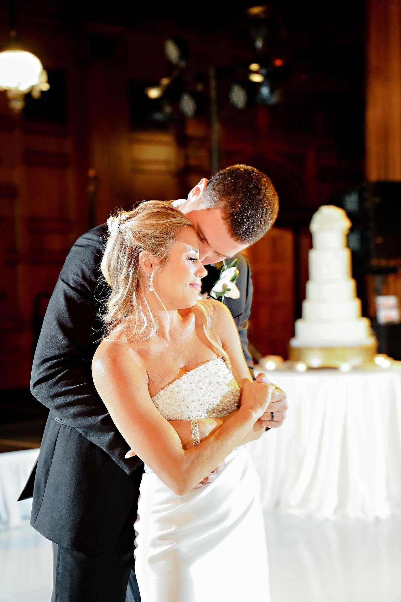Julie Jonathan St Johns Scottish Rite Cathedral Indianapolis Wedding 245