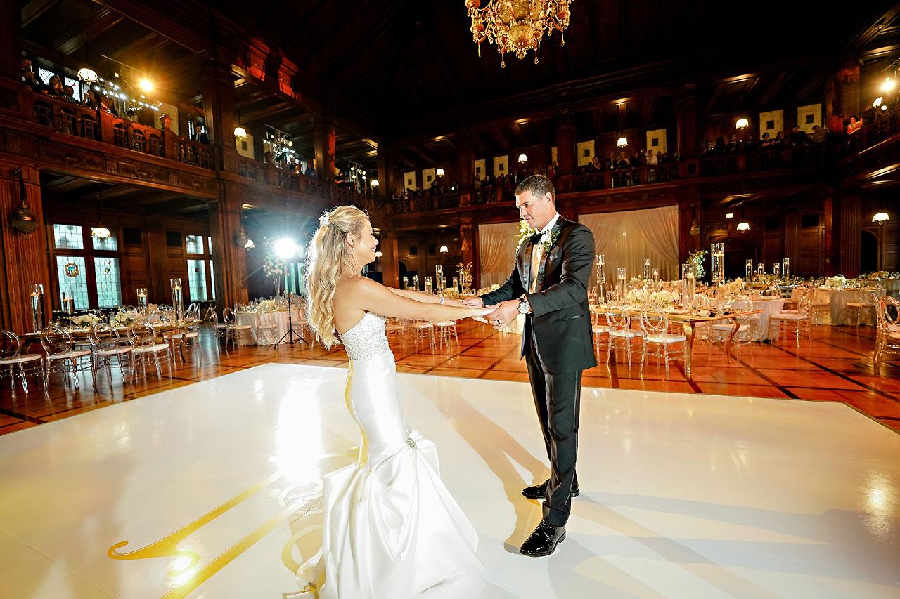 Julie Jonathan St Johns Scottish Rite Cathedral Indianapolis Wedding 249