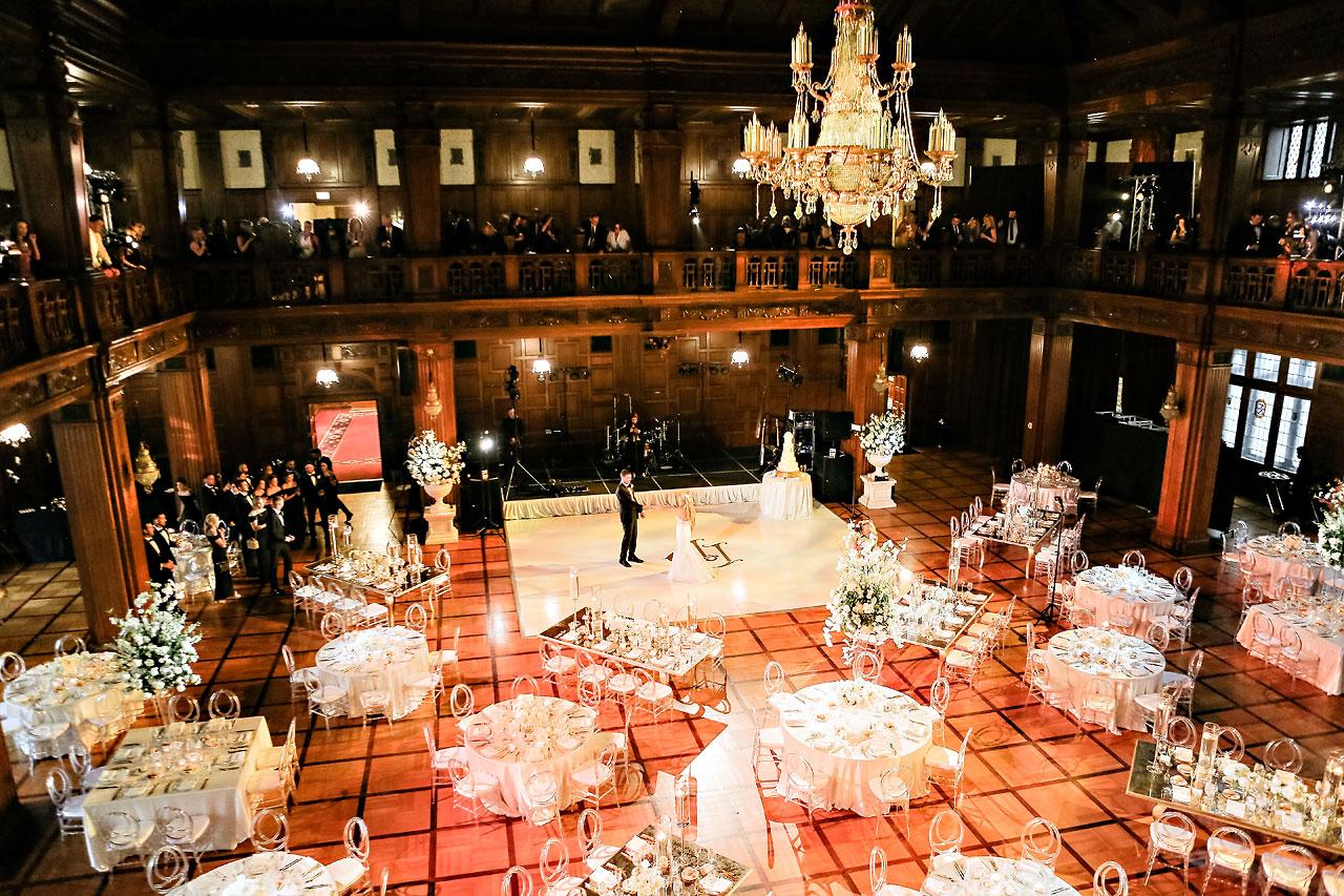 Julie Jonathan St Johns Scottish Rite Cathedral Indianapolis Wedding 250