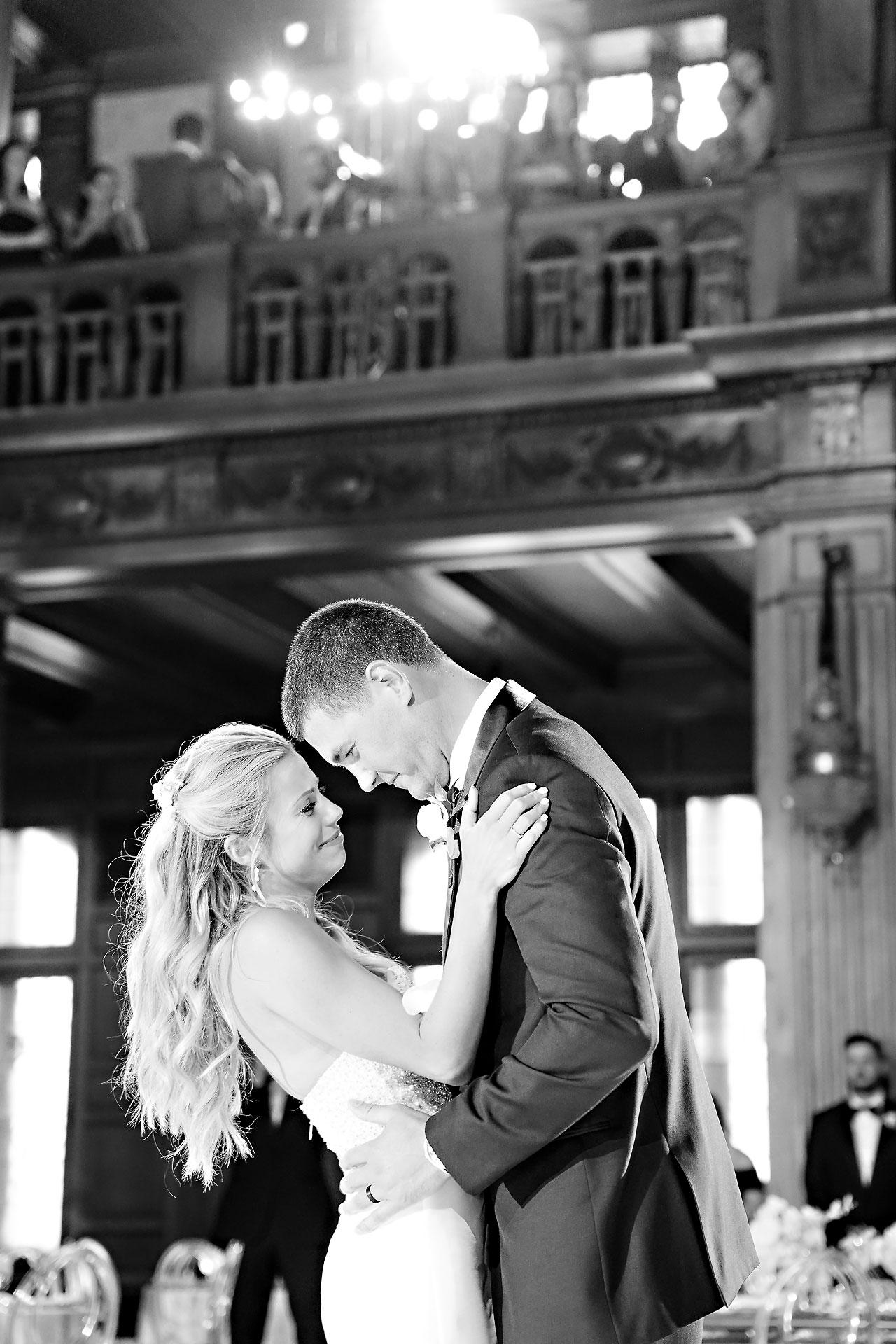 Julie Jonathan St Johns Scottish Rite Cathedral Indianapolis Wedding 254