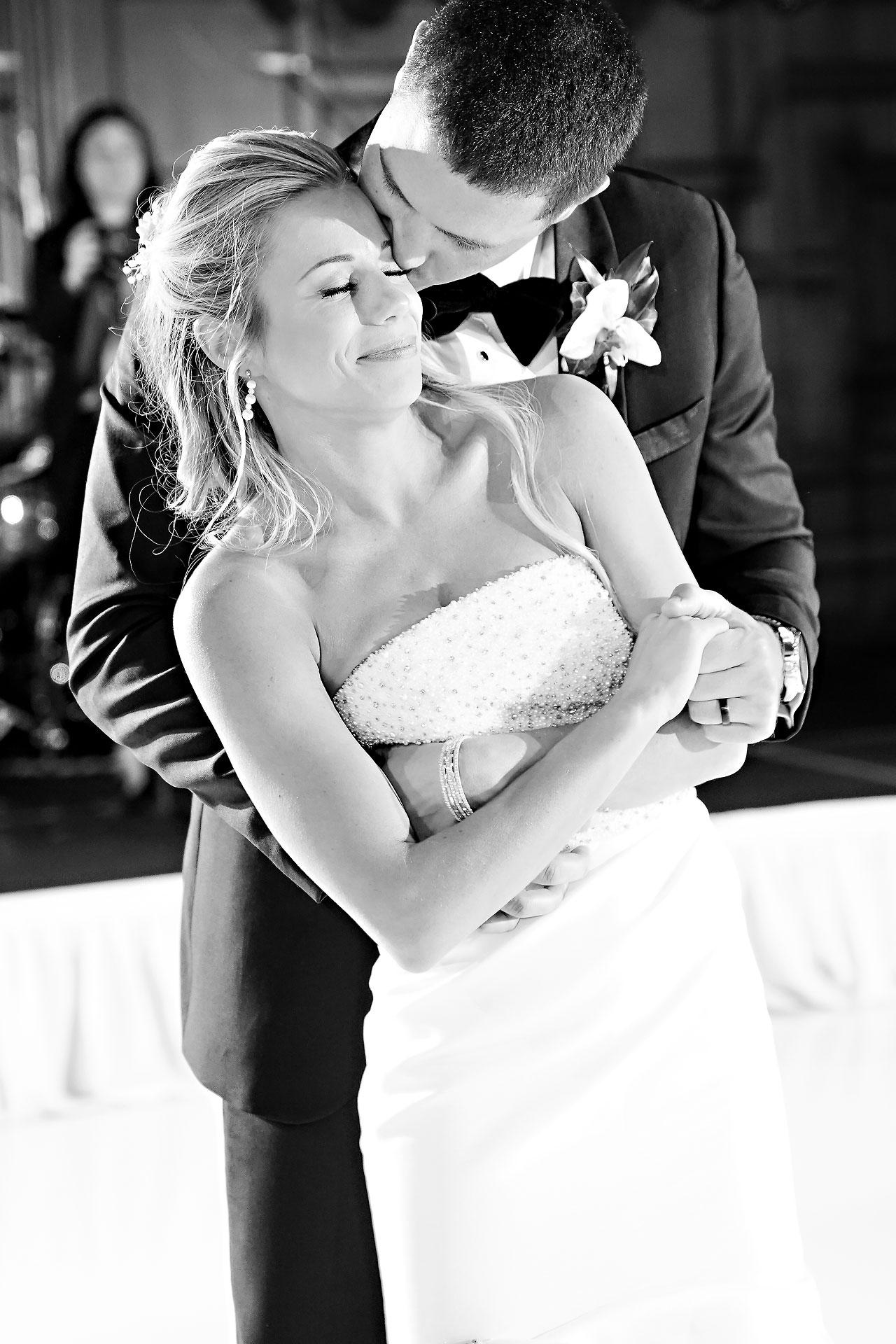 Julie Jonathan St Johns Scottish Rite Cathedral Indianapolis Wedding 262