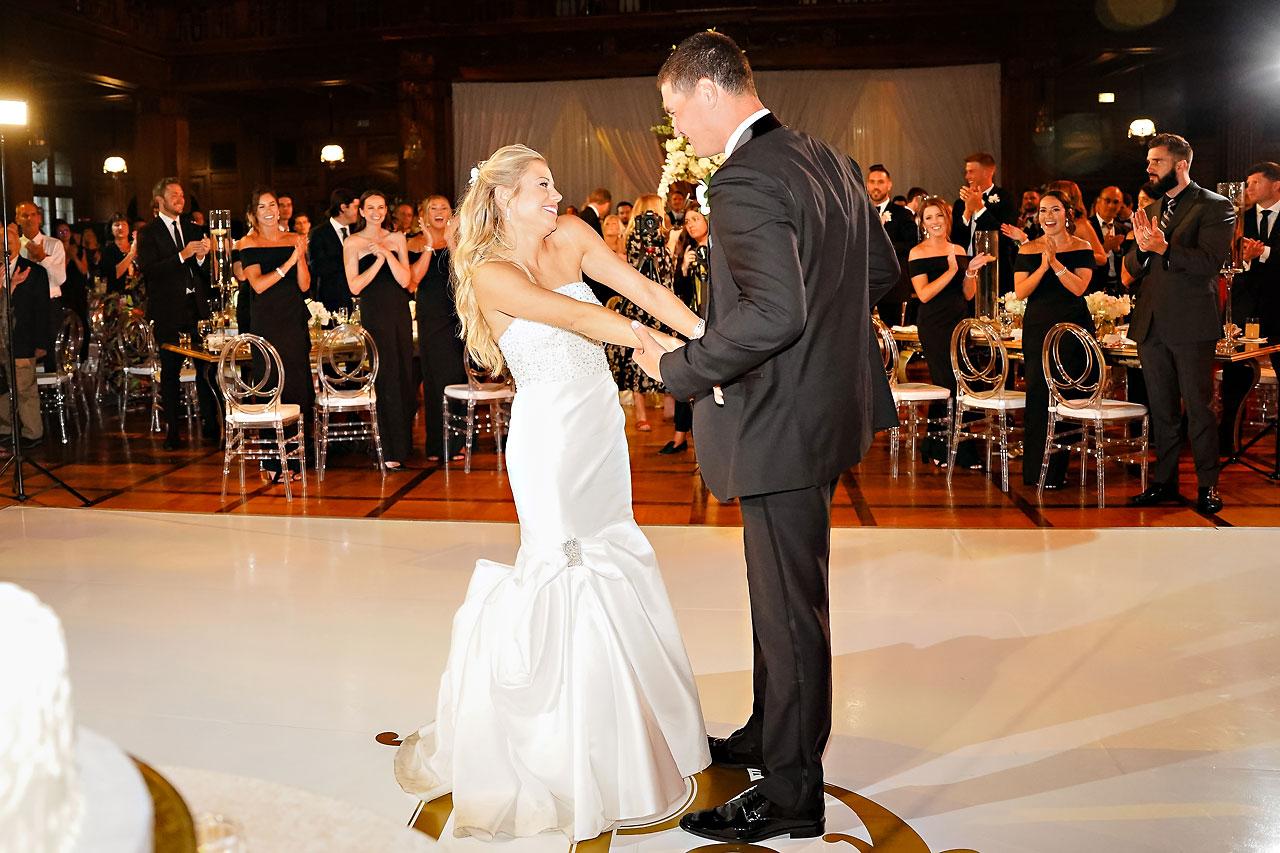 Julie Jonathan St Johns Scottish Rite Cathedral Indianapolis Wedding 268