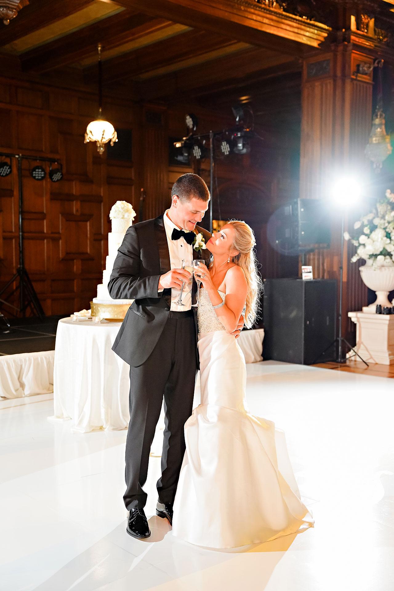 Julie Jonathan St Johns Scottish Rite Cathedral Indianapolis Wedding 270