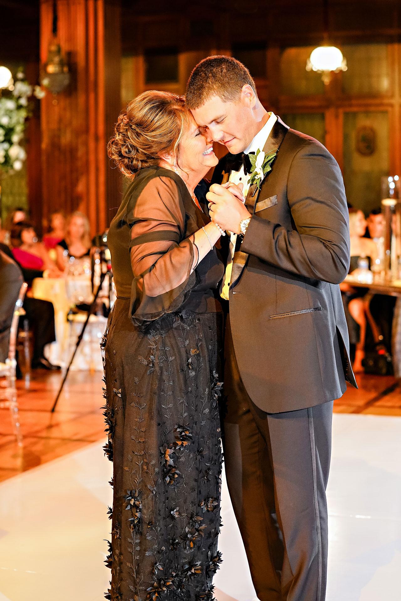 Julie Jonathan St Johns Scottish Rite Cathedral Indianapolis Wedding 310