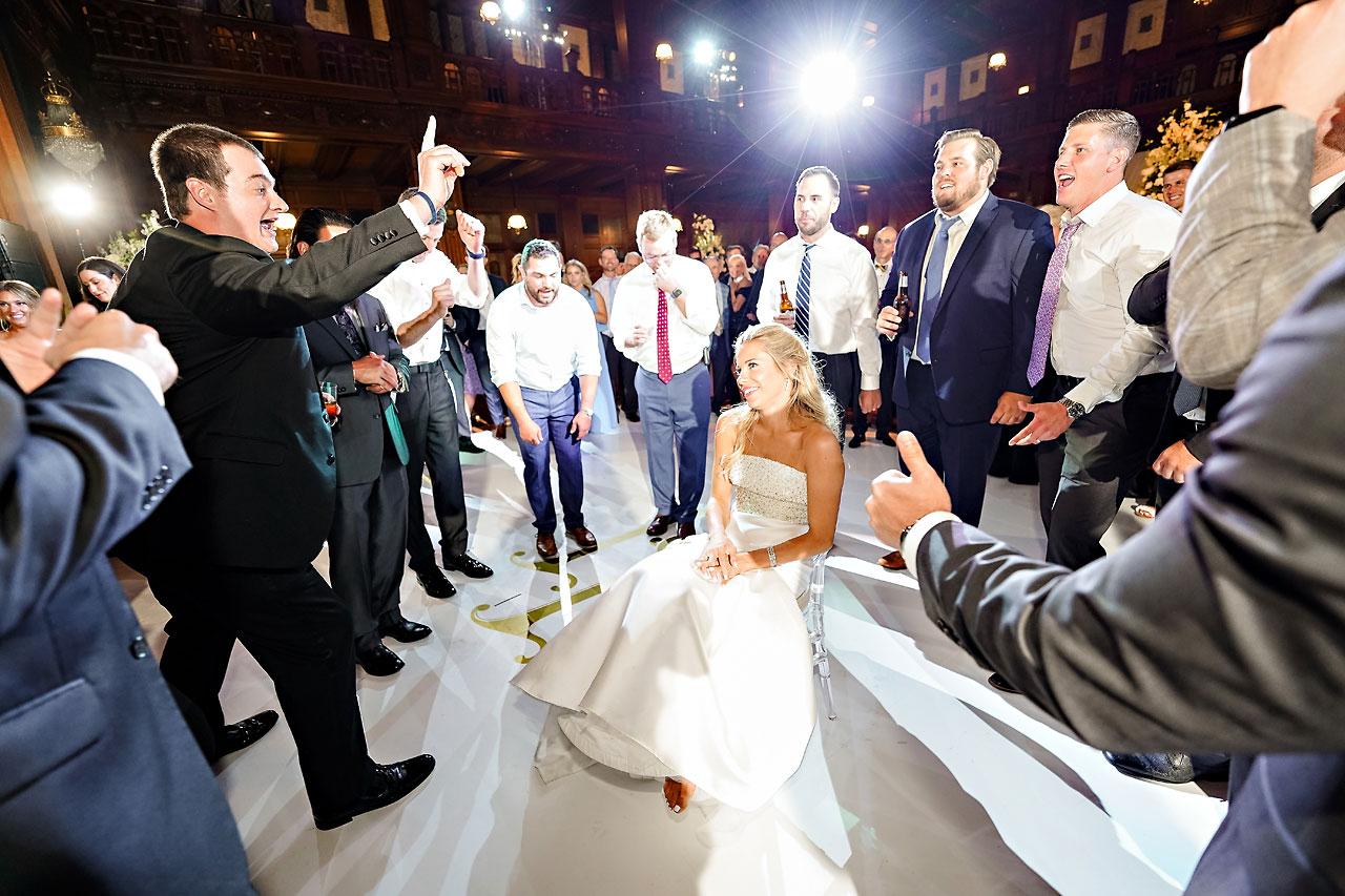 Julie Jonathan St Johns Scottish Rite Cathedral Indianapolis Wedding 347