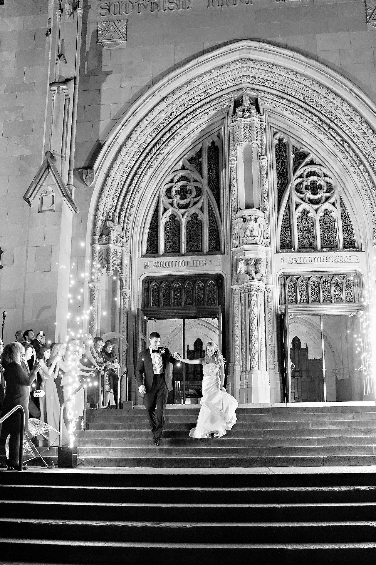 Julie Jonathan St Johns Scottish Rite Cathedral Indianapolis Wedding 371