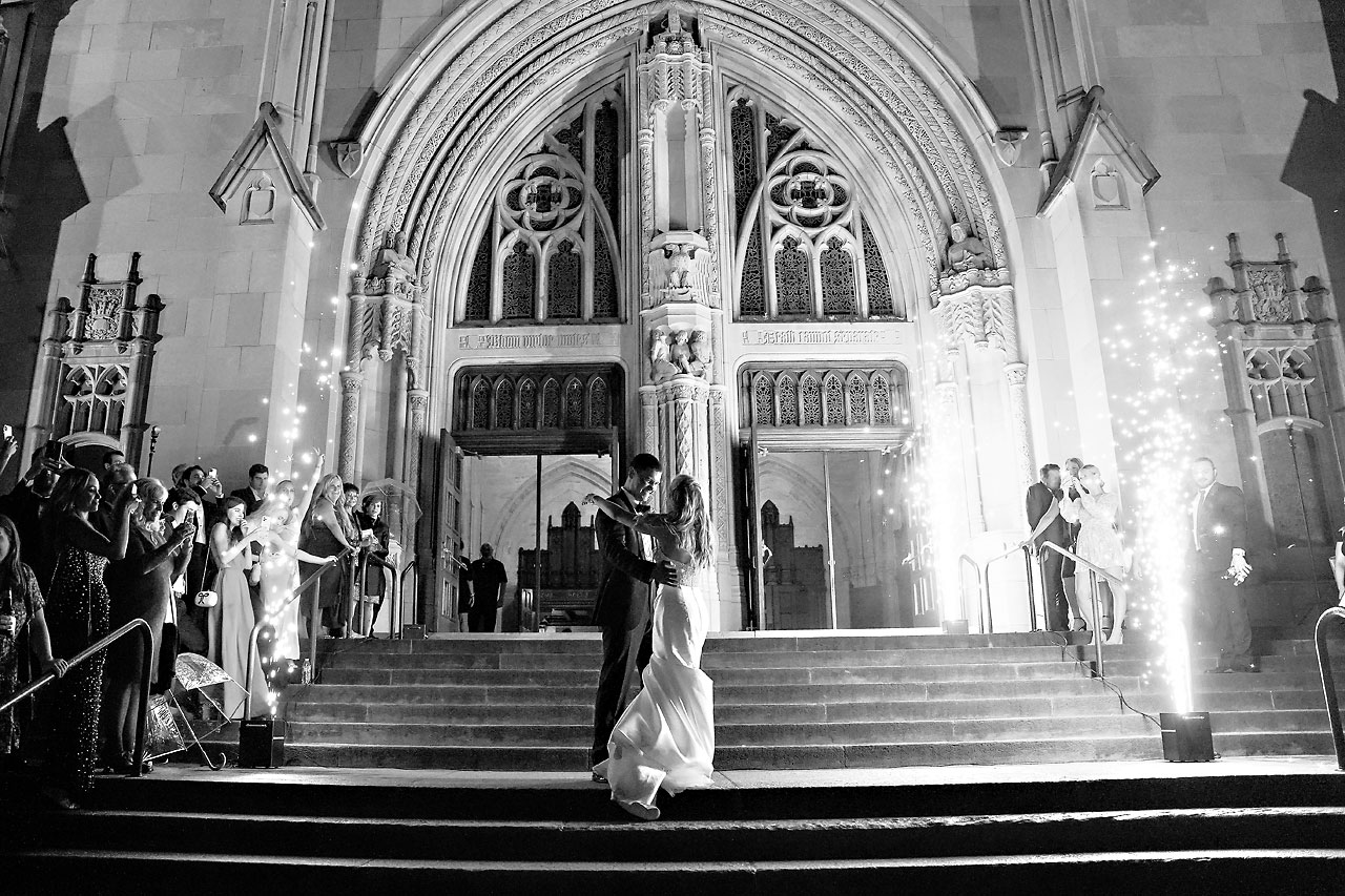 Julie Jonathan St Johns Scottish Rite Cathedral Indianapolis Wedding 373