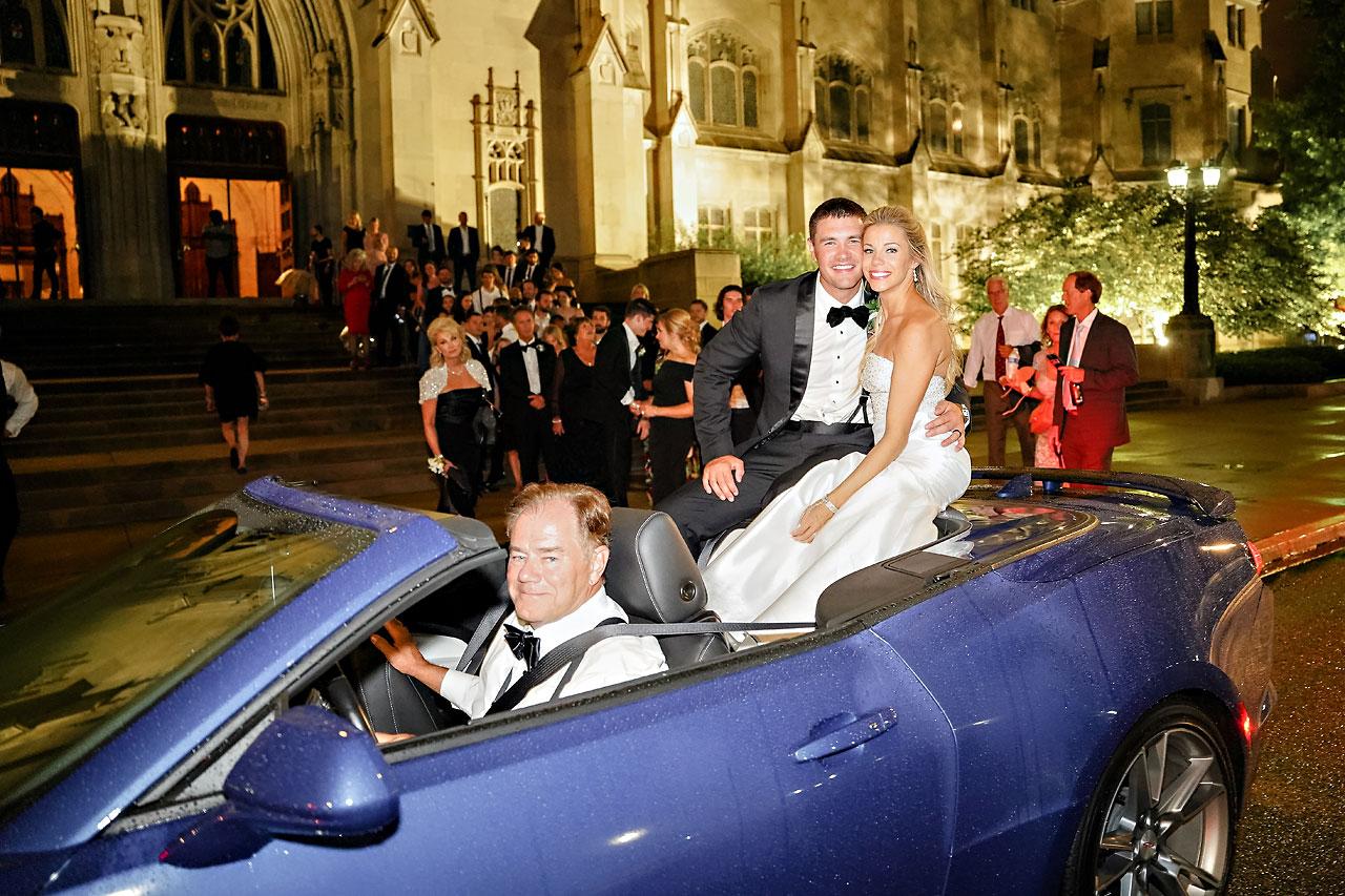 Julie Jonathan St Johns Scottish Rite Cathedral Indianapolis Wedding 376