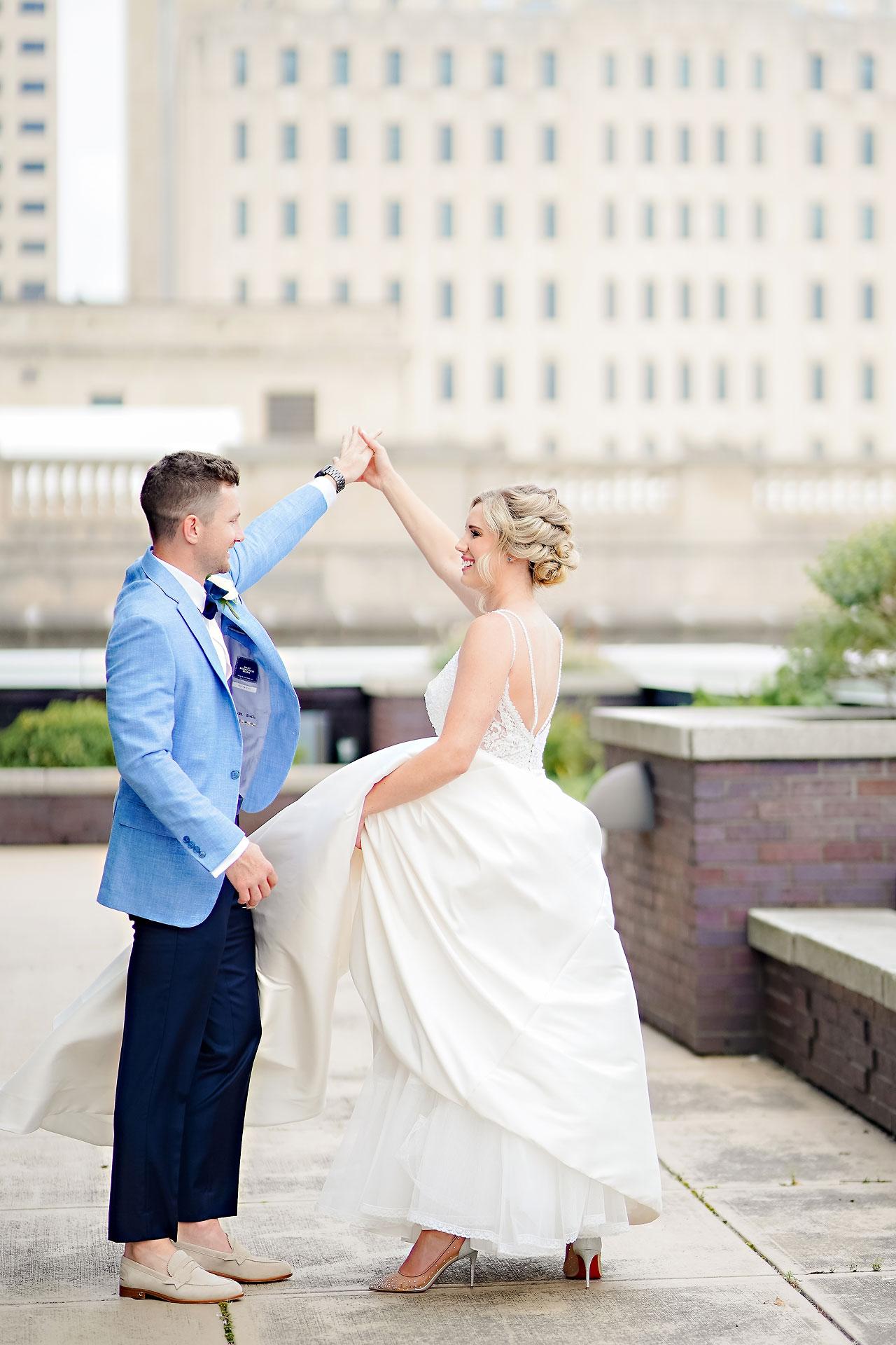 Sammi Jack Regions Tower JPS Events Indianapolis Wedding 061