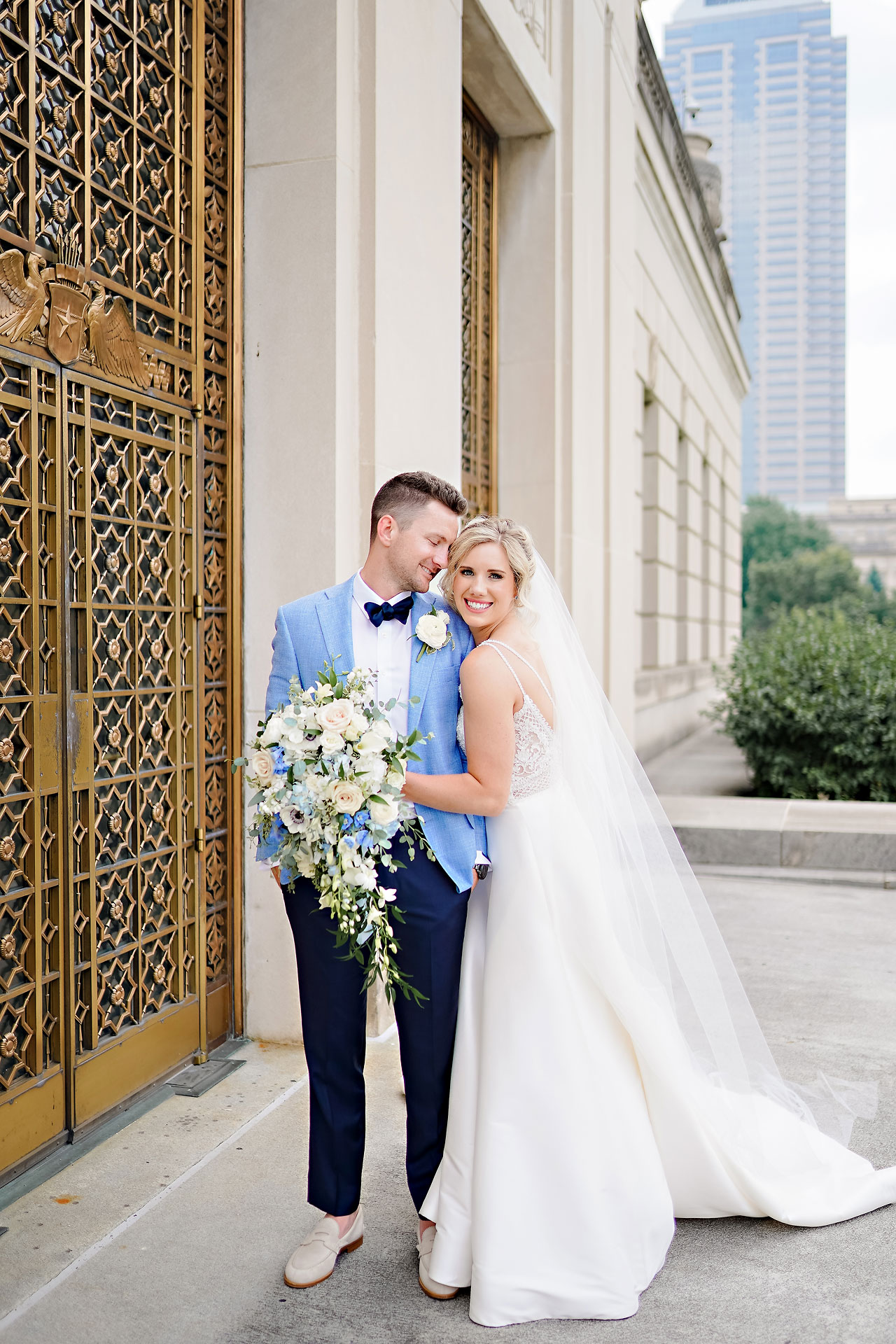 Sammi Jack Regions Tower JPS Events Indianapolis Wedding 068