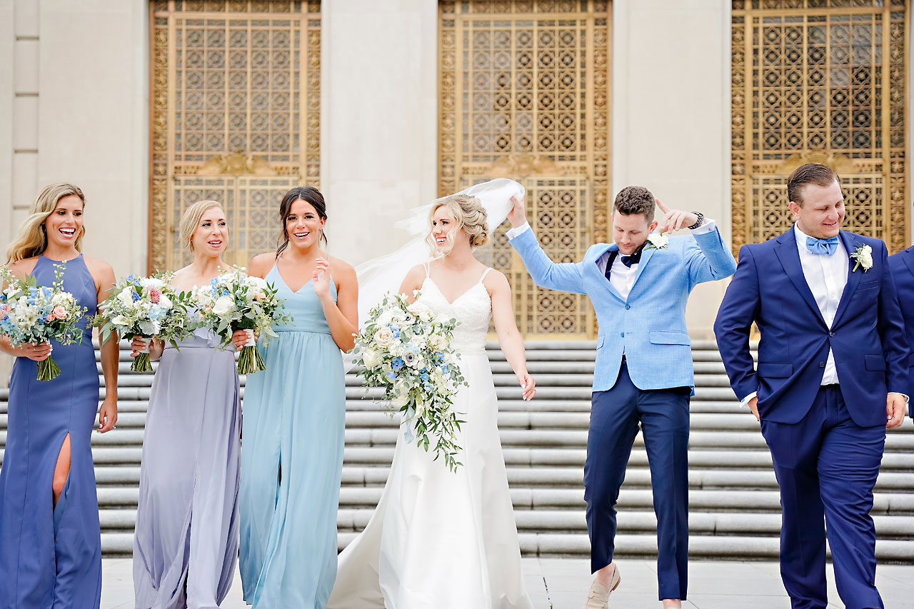 Sammi Jack Regions Tower JPS Events Indianapolis Wedding 124