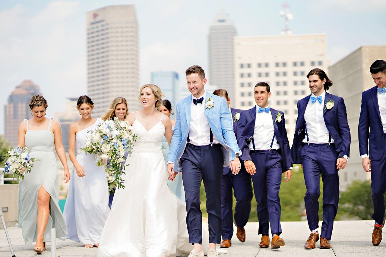 Sammi Jack Regions Tower JPS Events Indianapolis Wedding 216