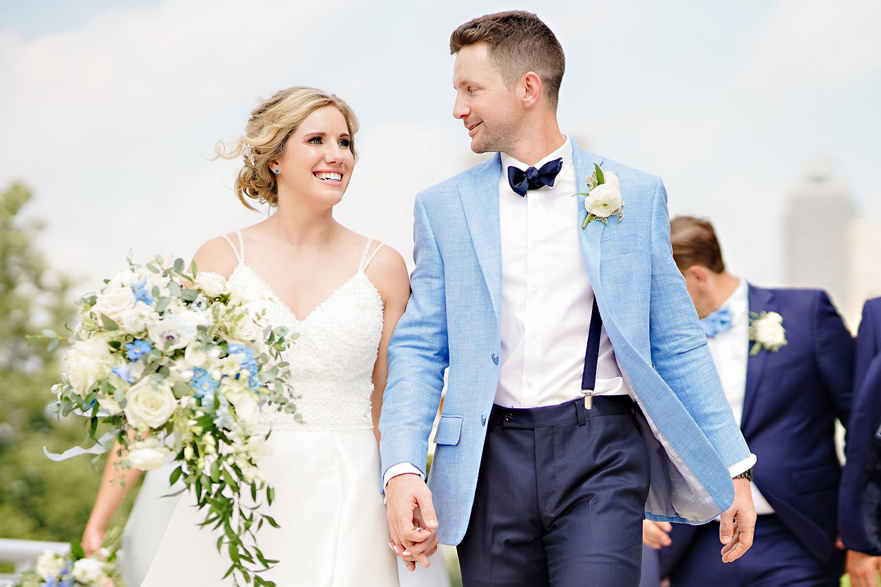 Sammi Jack Regions Tower JPS Events Indianapolis Wedding 217
