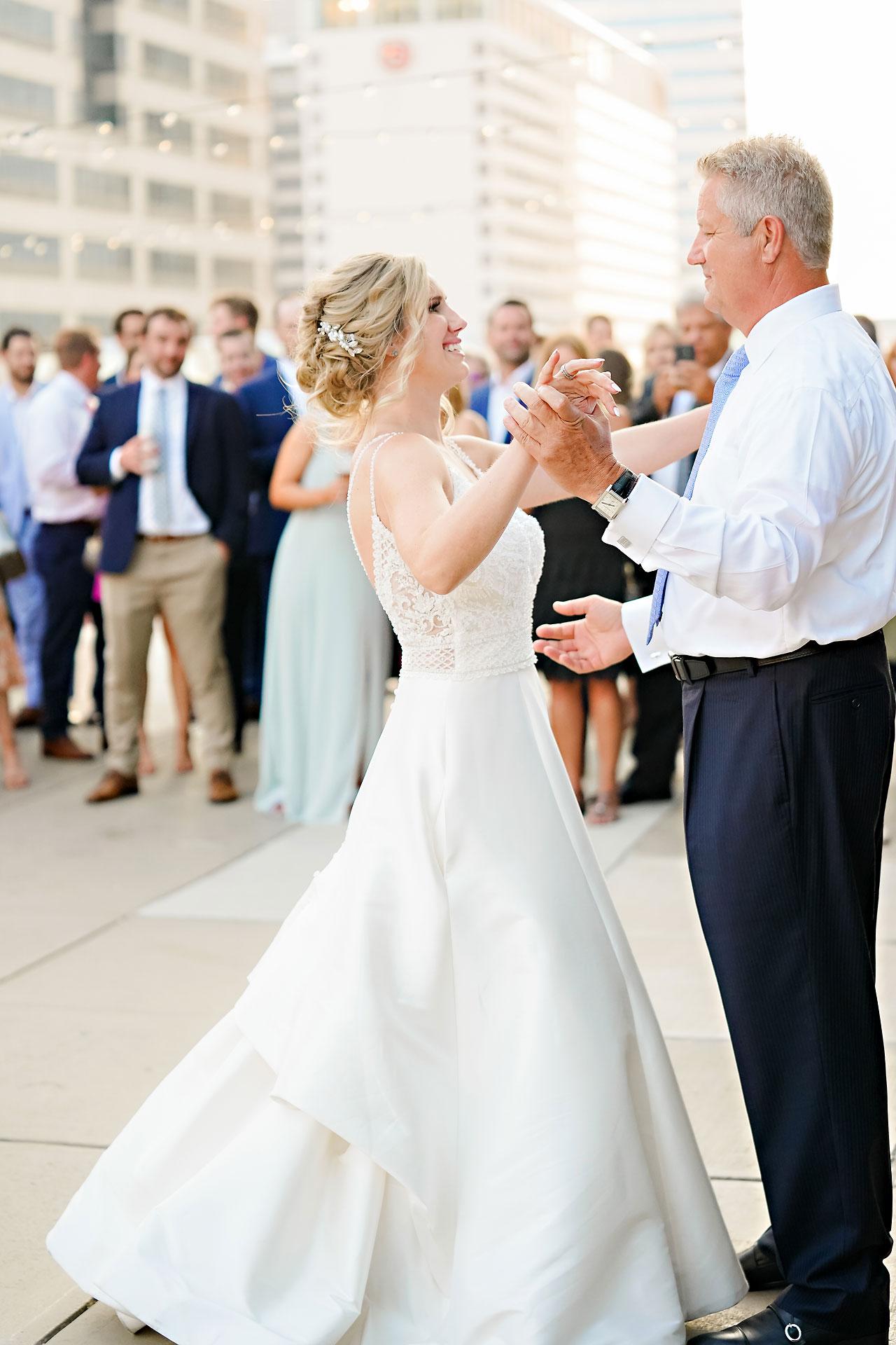 Sammi Jack Regions Tower JPS Events Indianapolis Wedding 304