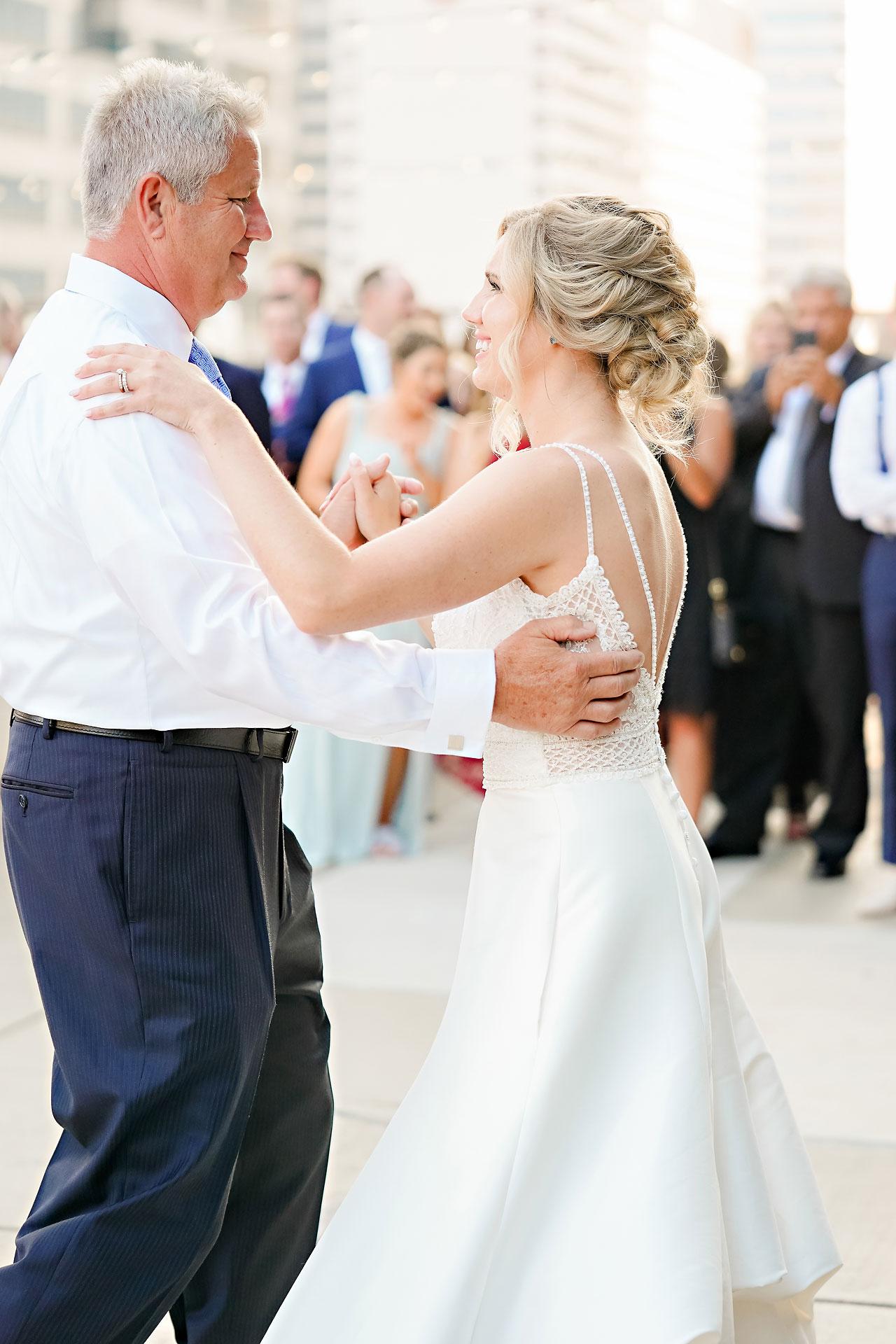 Sammi Jack Regions Tower JPS Events Indianapolis Wedding 305