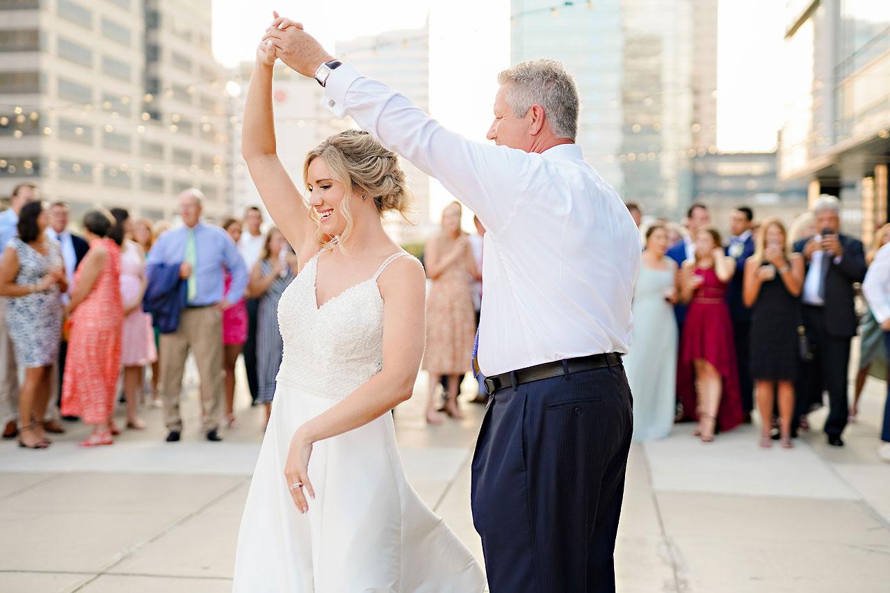 Sammi Jack Regions Tower JPS Events Indianapolis Wedding 306