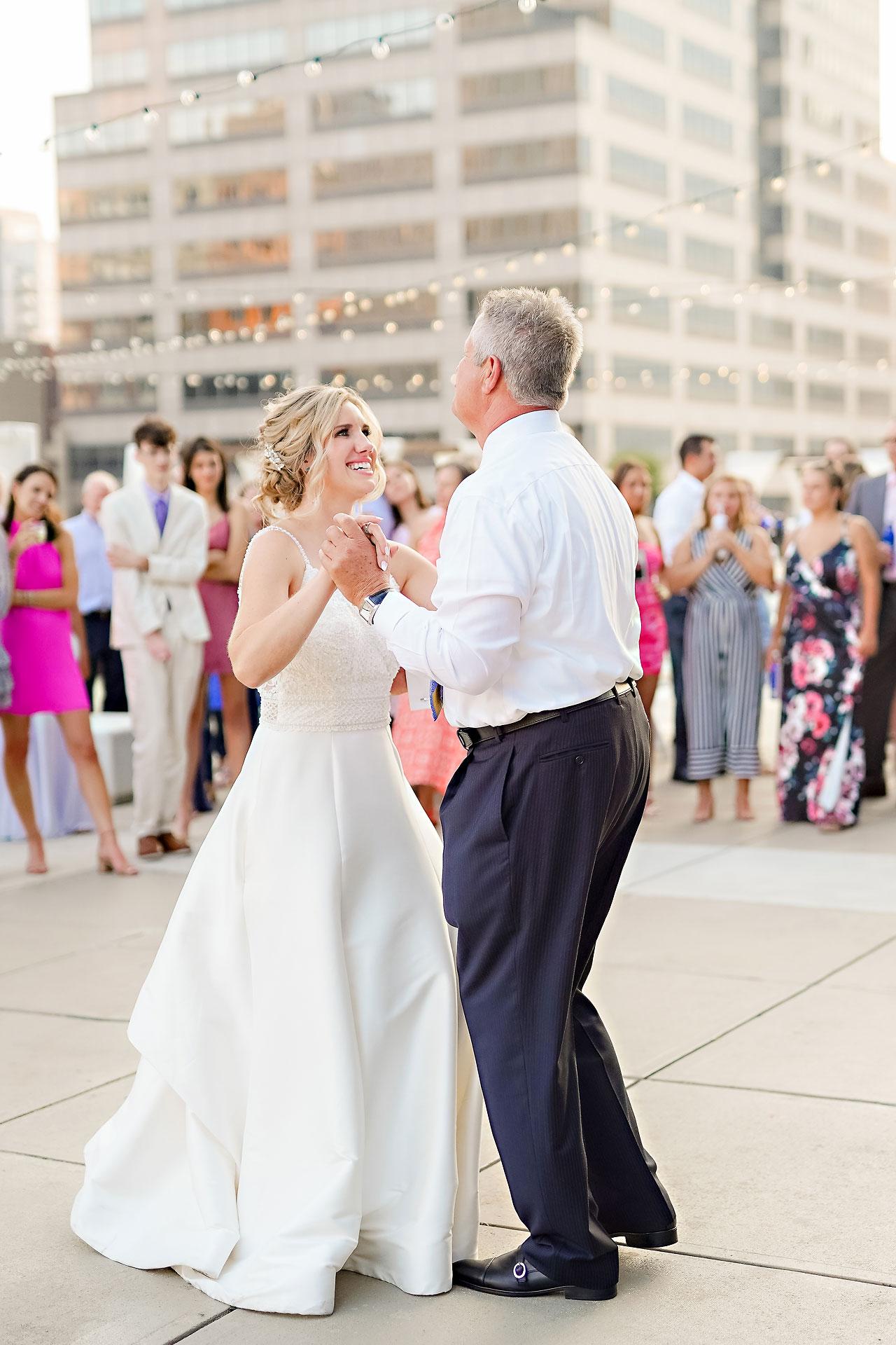 Sammi Jack Regions Tower JPS Events Indianapolis Wedding 307