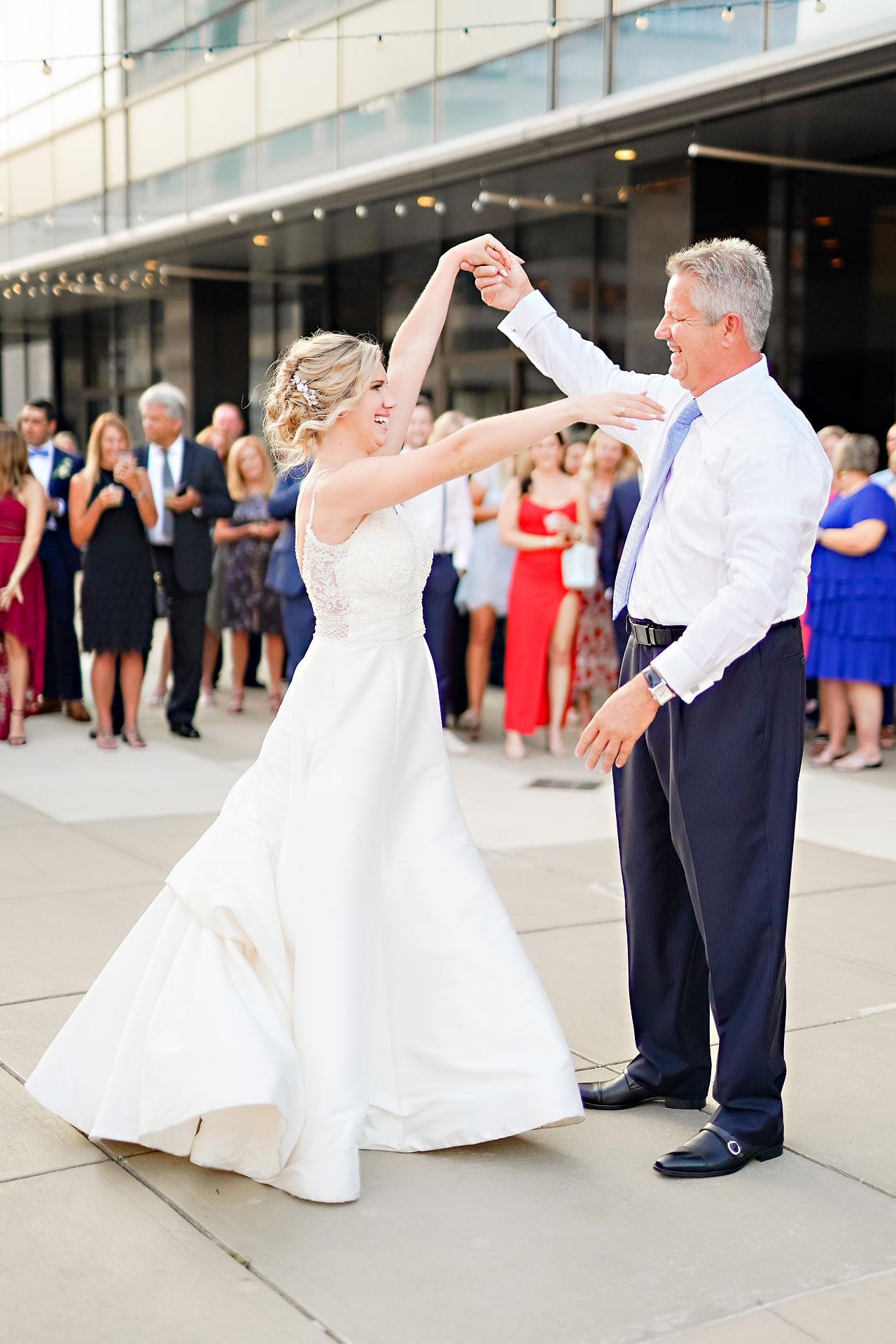 Sammi Jack Regions Tower JPS Events Indianapolis Wedding 309