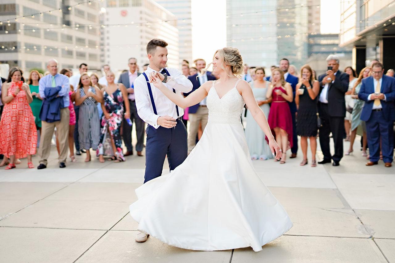 Sammi Jack Regions Tower JPS Events Indianapolis Wedding 312