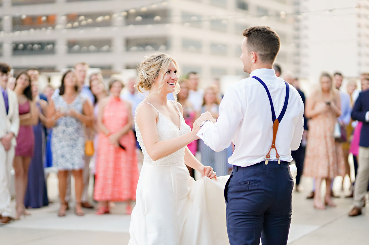 Sammi Jack Regions Tower JPS Events Indianapolis Wedding 313