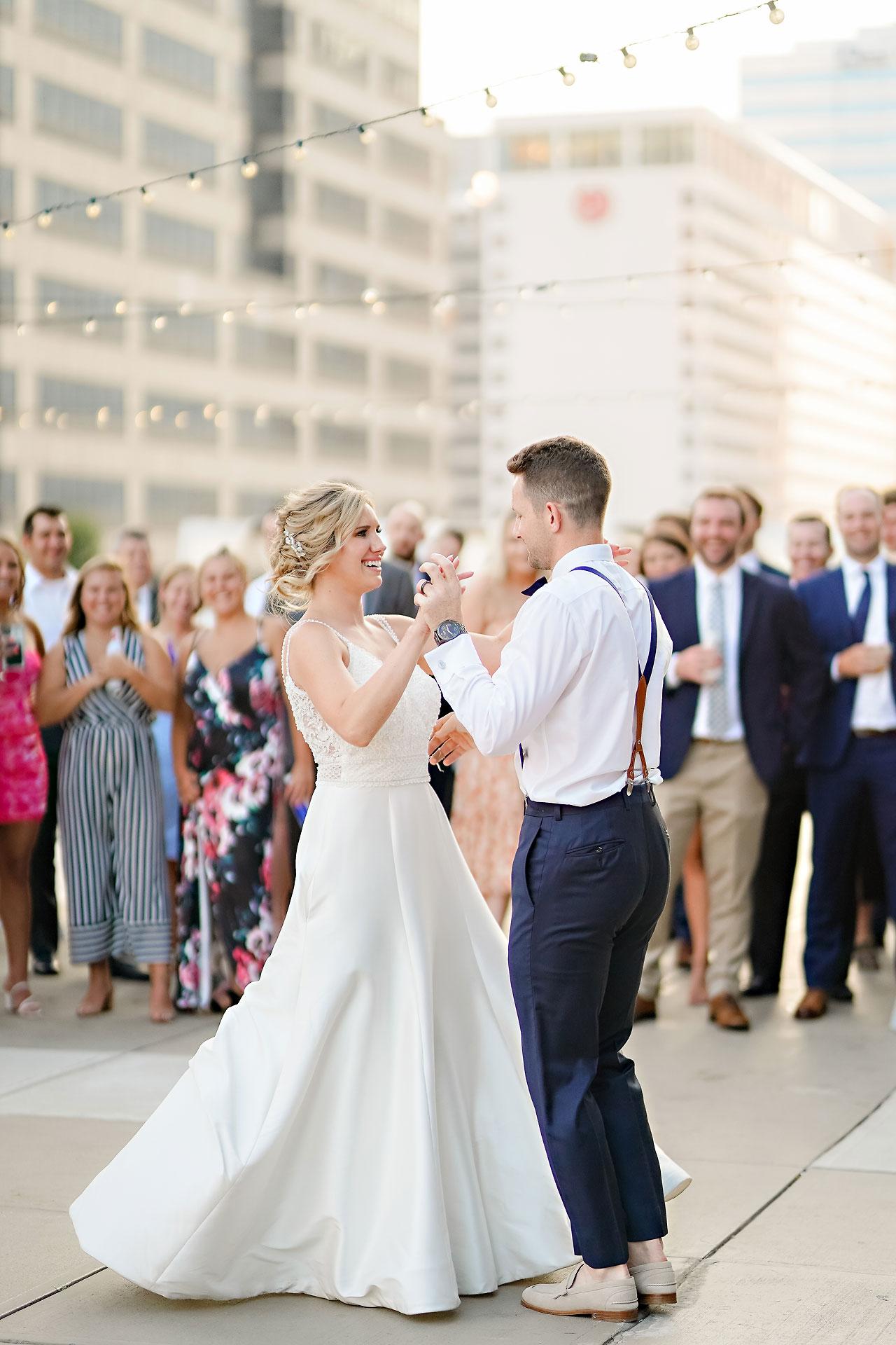 Sammi Jack Regions Tower JPS Events Indianapolis Wedding 314