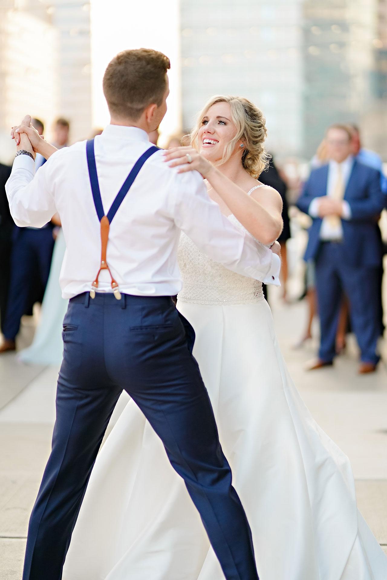 Sammi Jack Regions Tower JPS Events Indianapolis Wedding 316