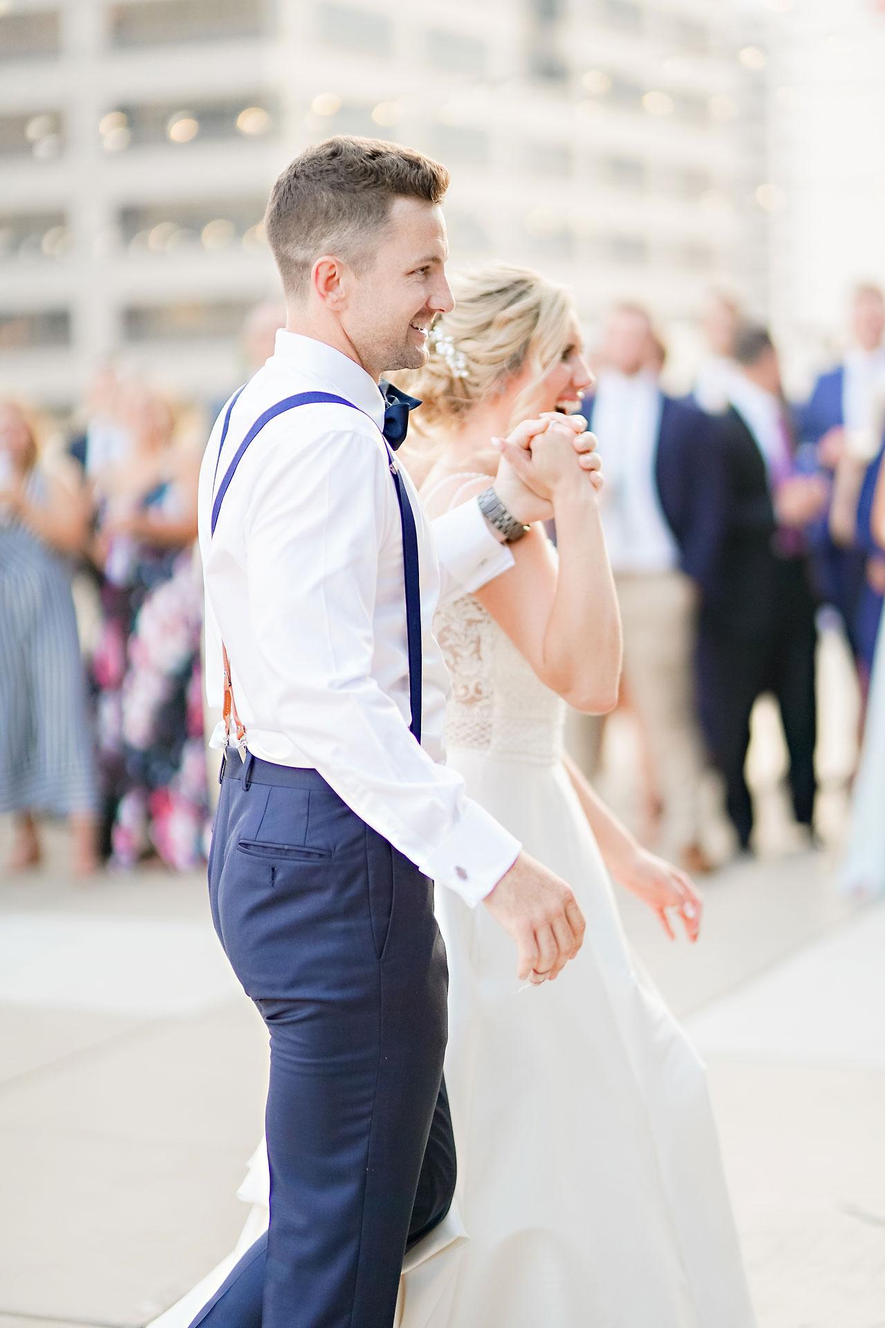 Sammi Jack Regions Tower JPS Events Indianapolis Wedding 319