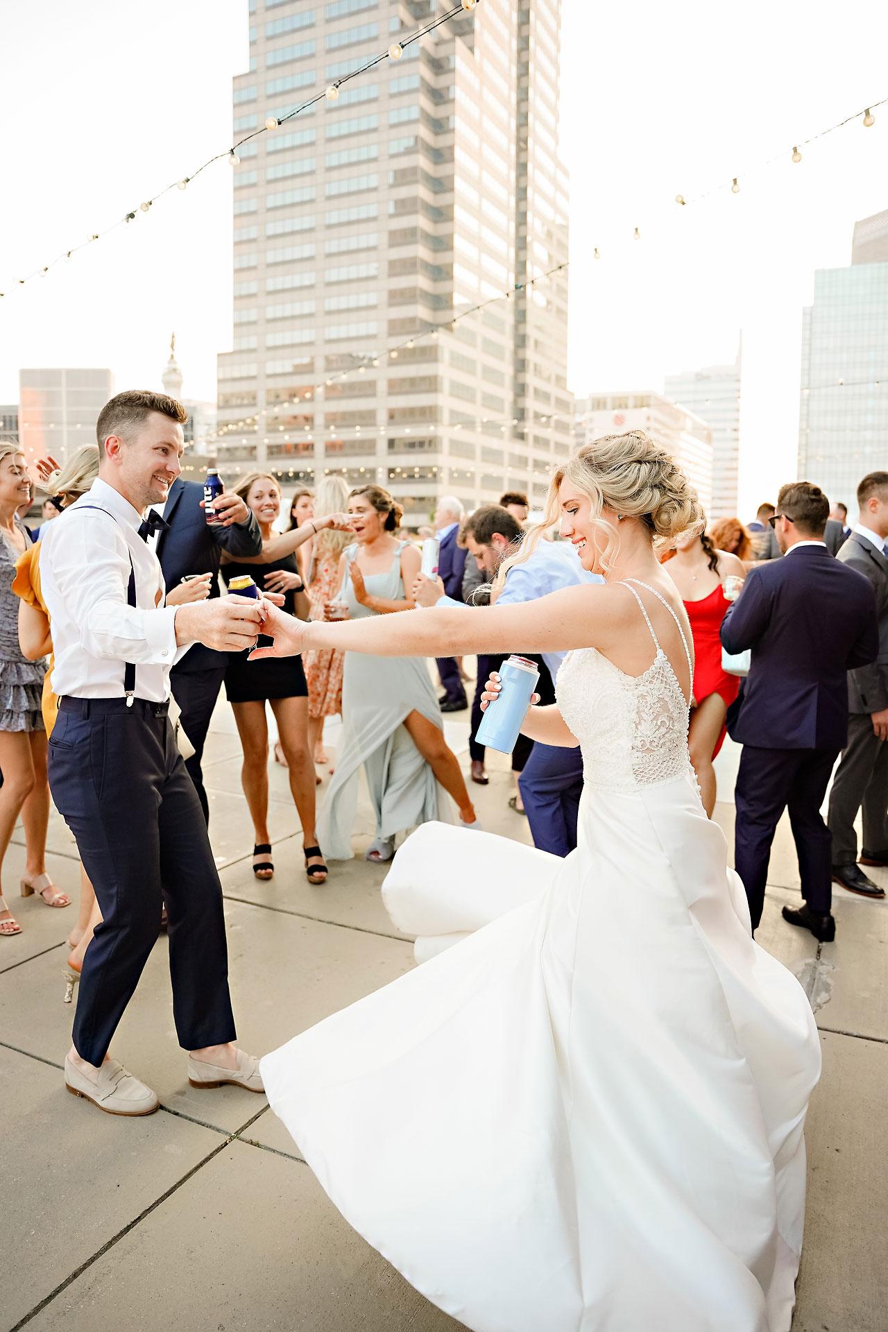 Sammi Jack Regions Tower JPS Events Indianapolis Wedding 328