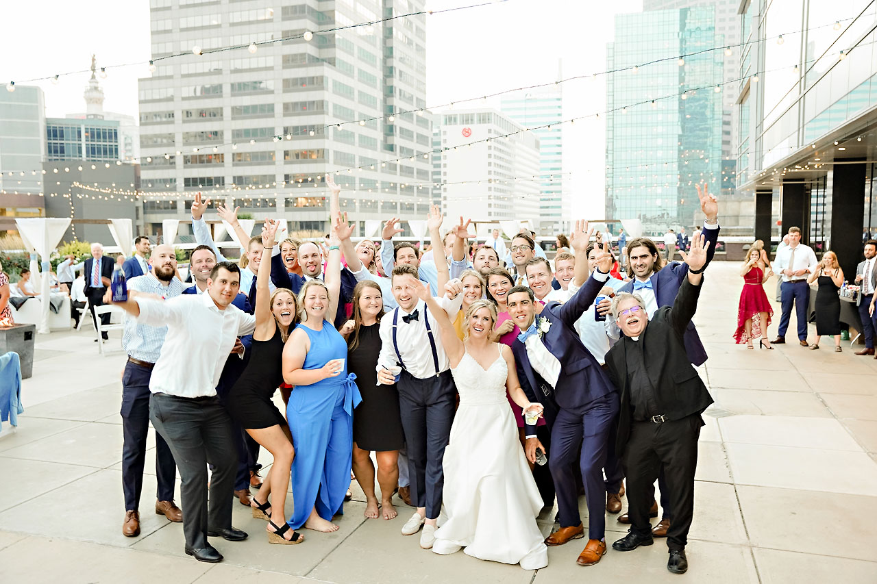 Sammi Jack Regions Tower JPS Events Indianapolis Wedding 334