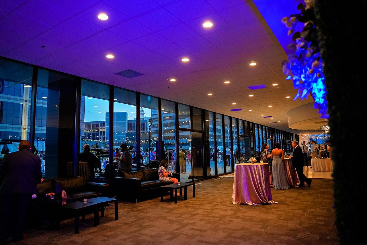 Sammi Jack Regions Tower JPS Events Indianapolis Wedding 337