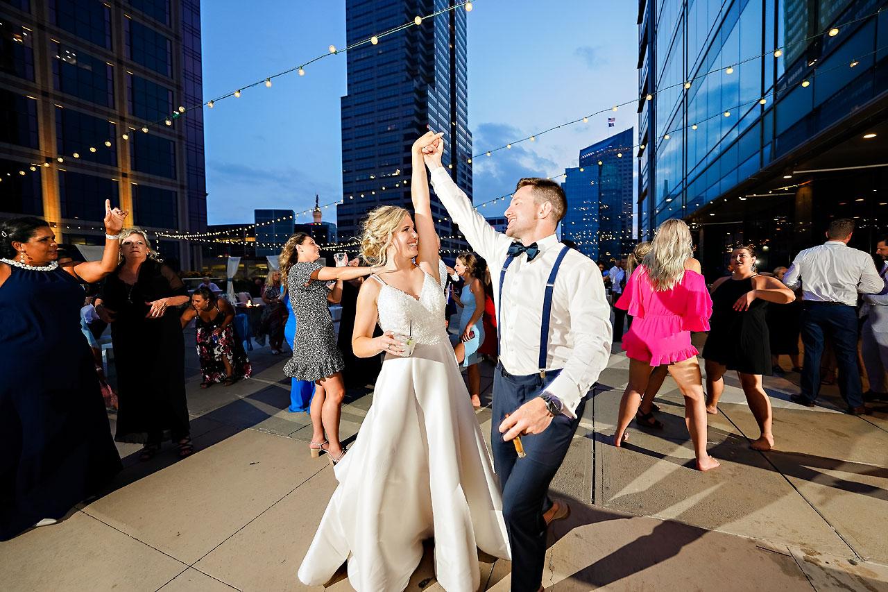 Sammi Jack Regions Tower JPS Events Indianapolis Wedding 342