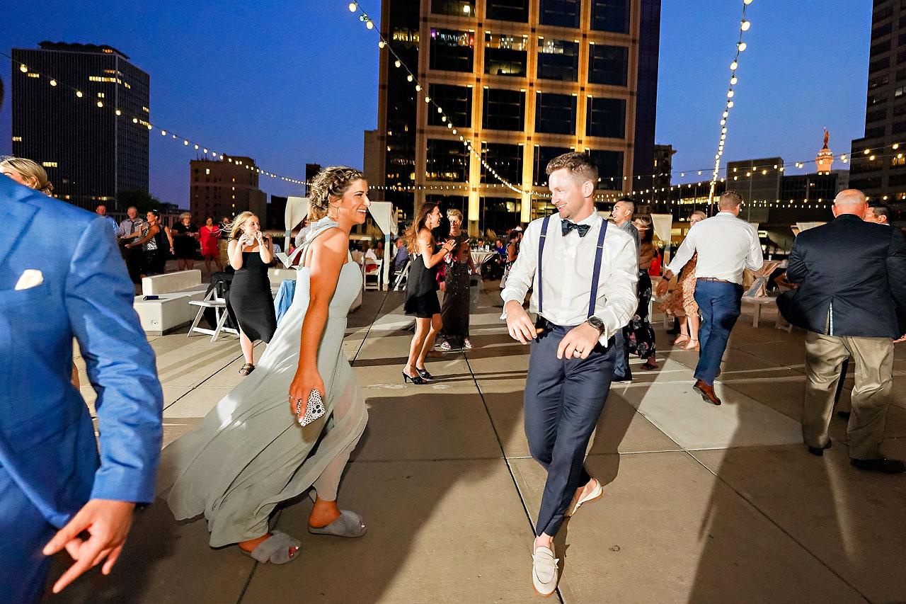 Sammi Jack Regions Tower JPS Events Indianapolis Wedding 347