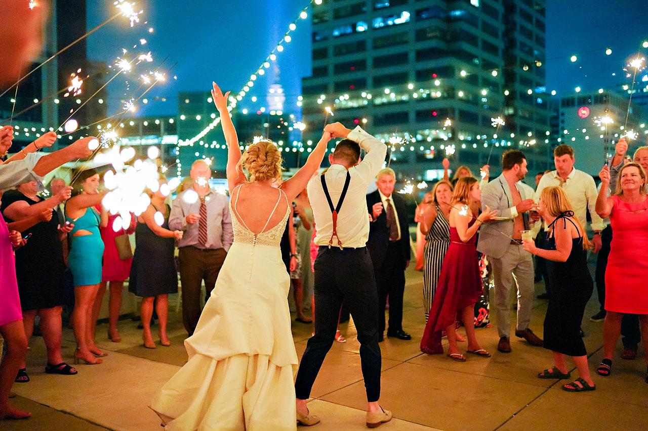Sammi Jack Regions Tower JPS Events Indianapolis Wedding 357
