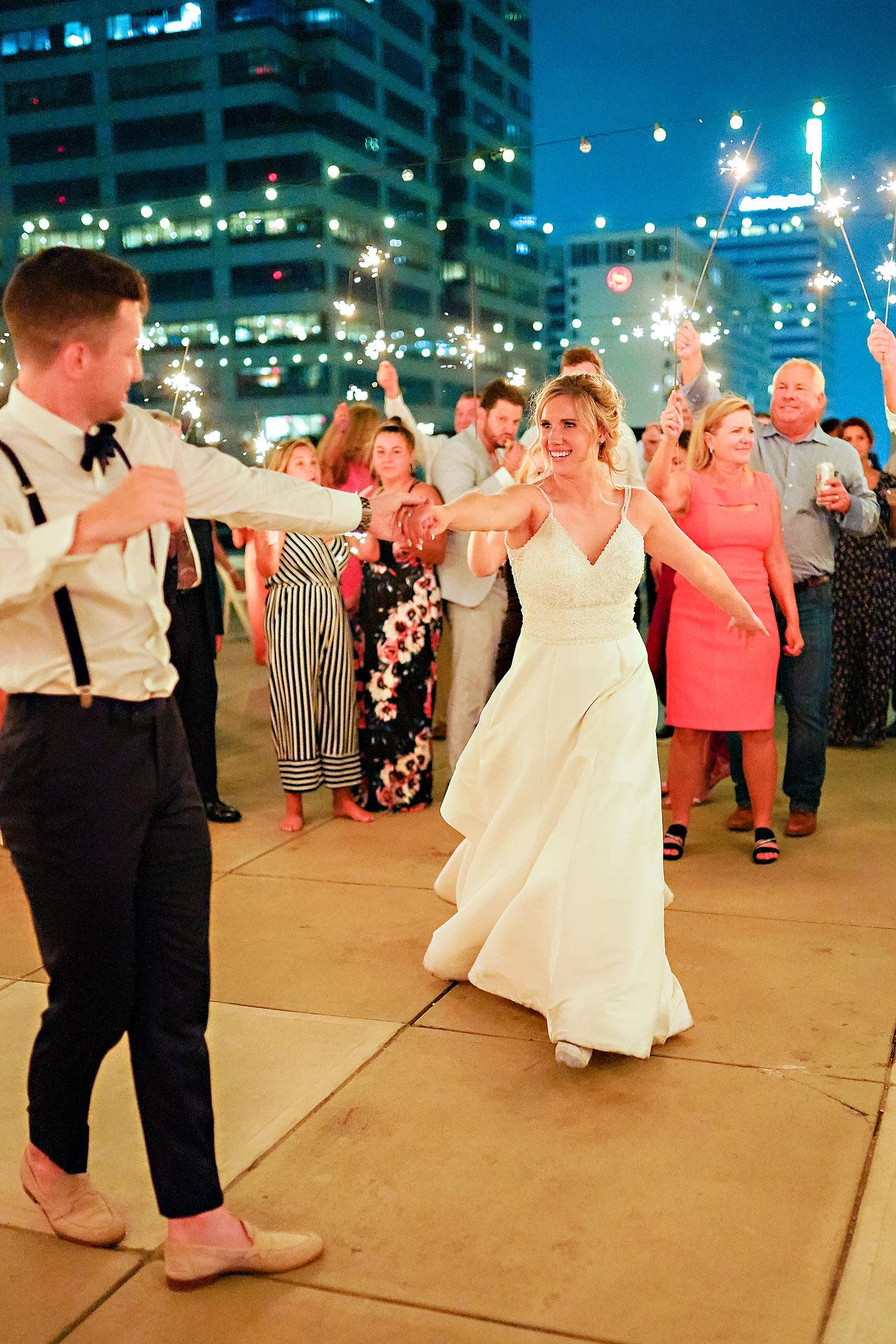 Sammi Jack Regions Tower JPS Events Indianapolis Wedding 358