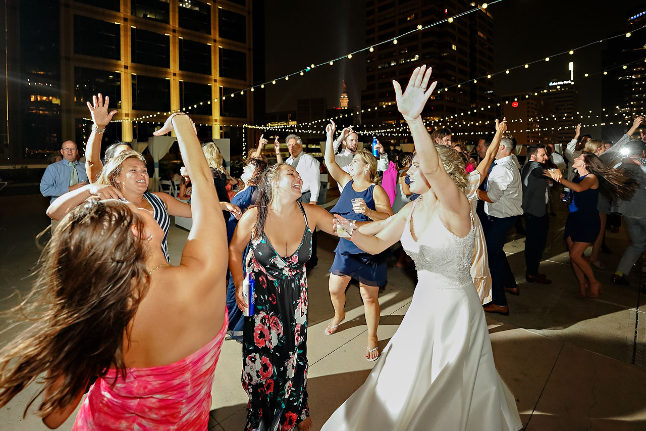 Sammi Jack Regions Tower JPS Events Indianapolis Wedding 369