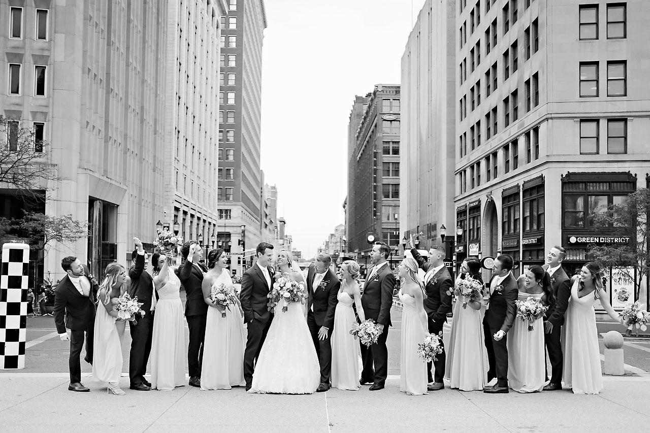Sarah Evan Conrad Indianapolis Wedding 101