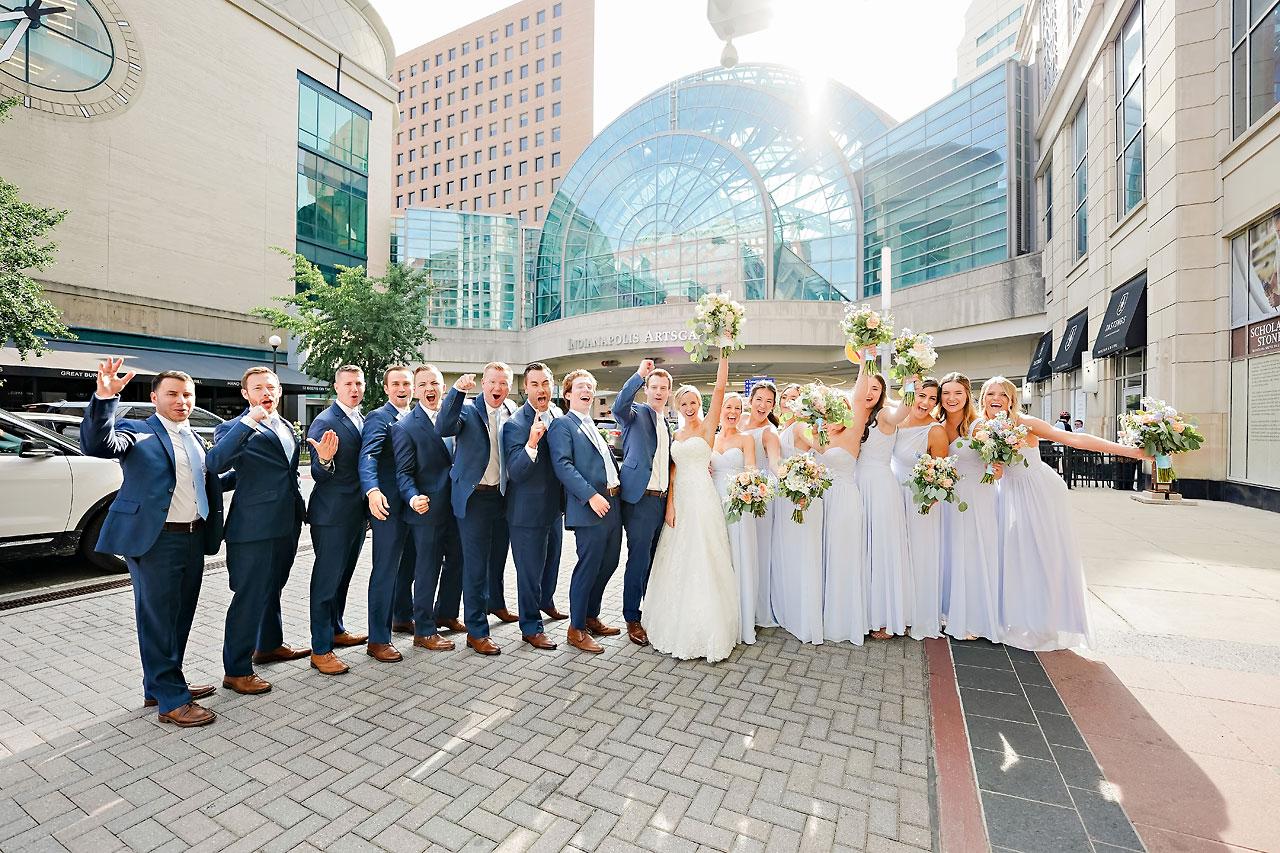 Sarah Evan Conrad Indianapolis Wedding 207
