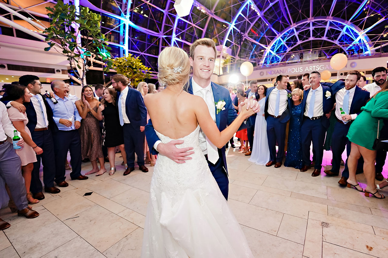 Sarah Evan Conrad Indianapolis Wedding 296