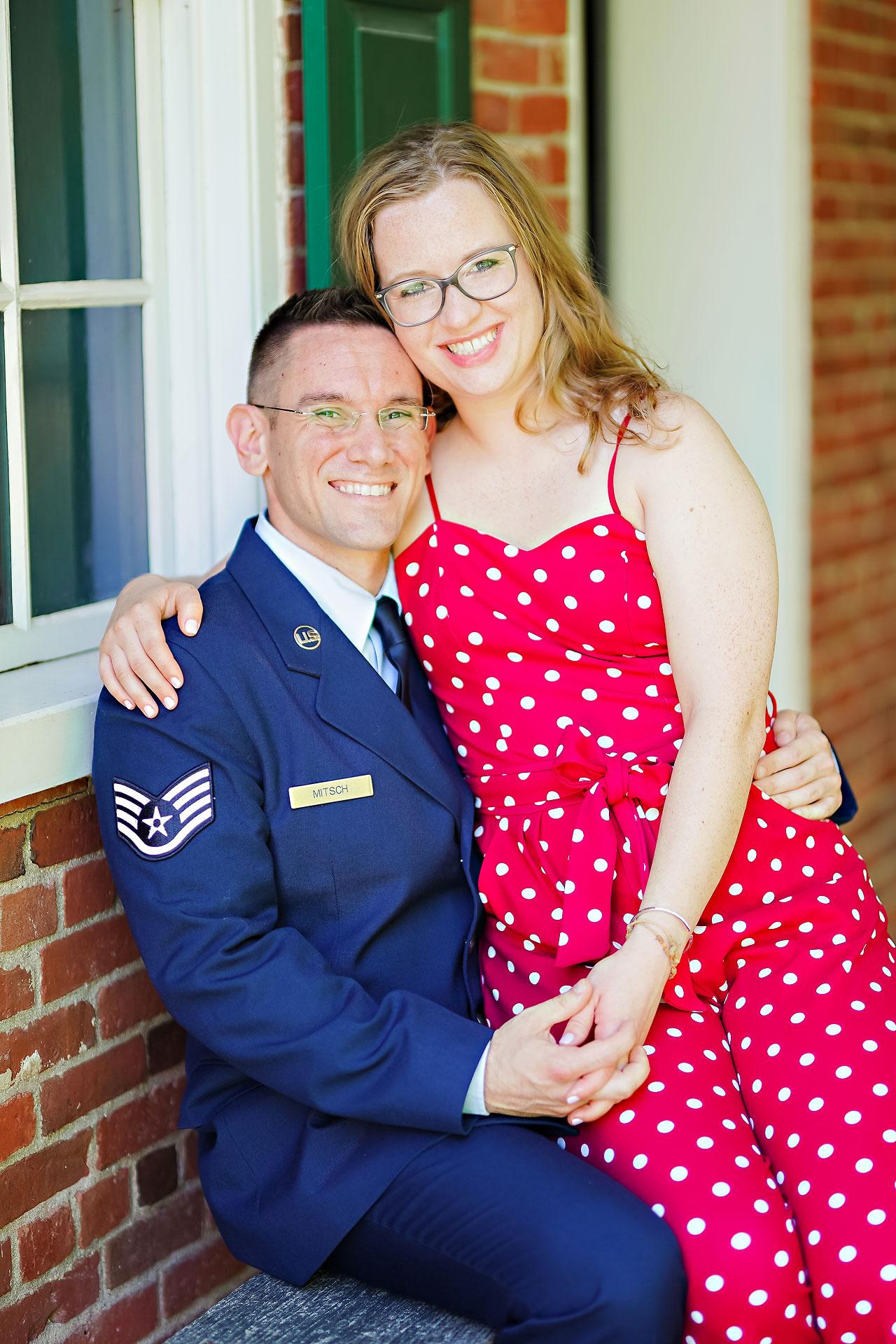 Stephanie Jeff Conner Prairie Engagement Session 015