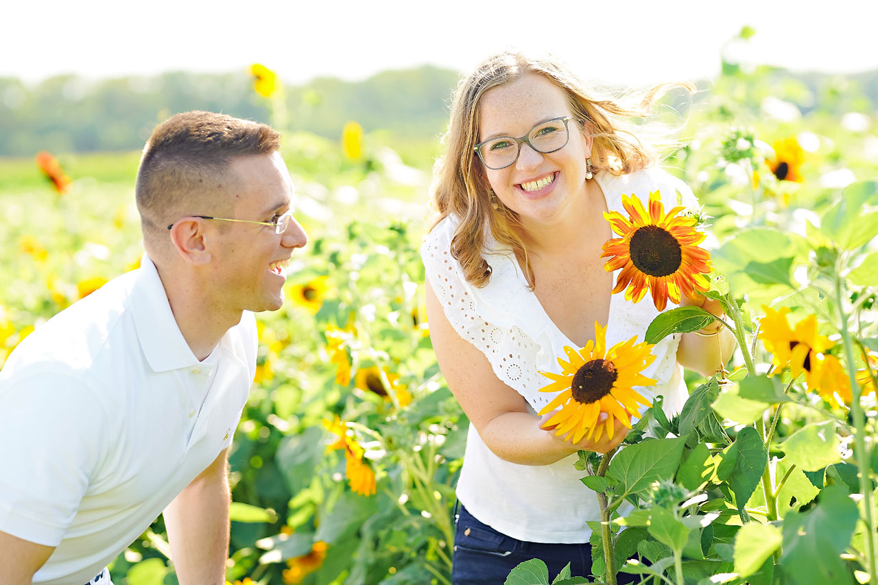 Stephanie Jeff Conner Prairie Engagement Session 076