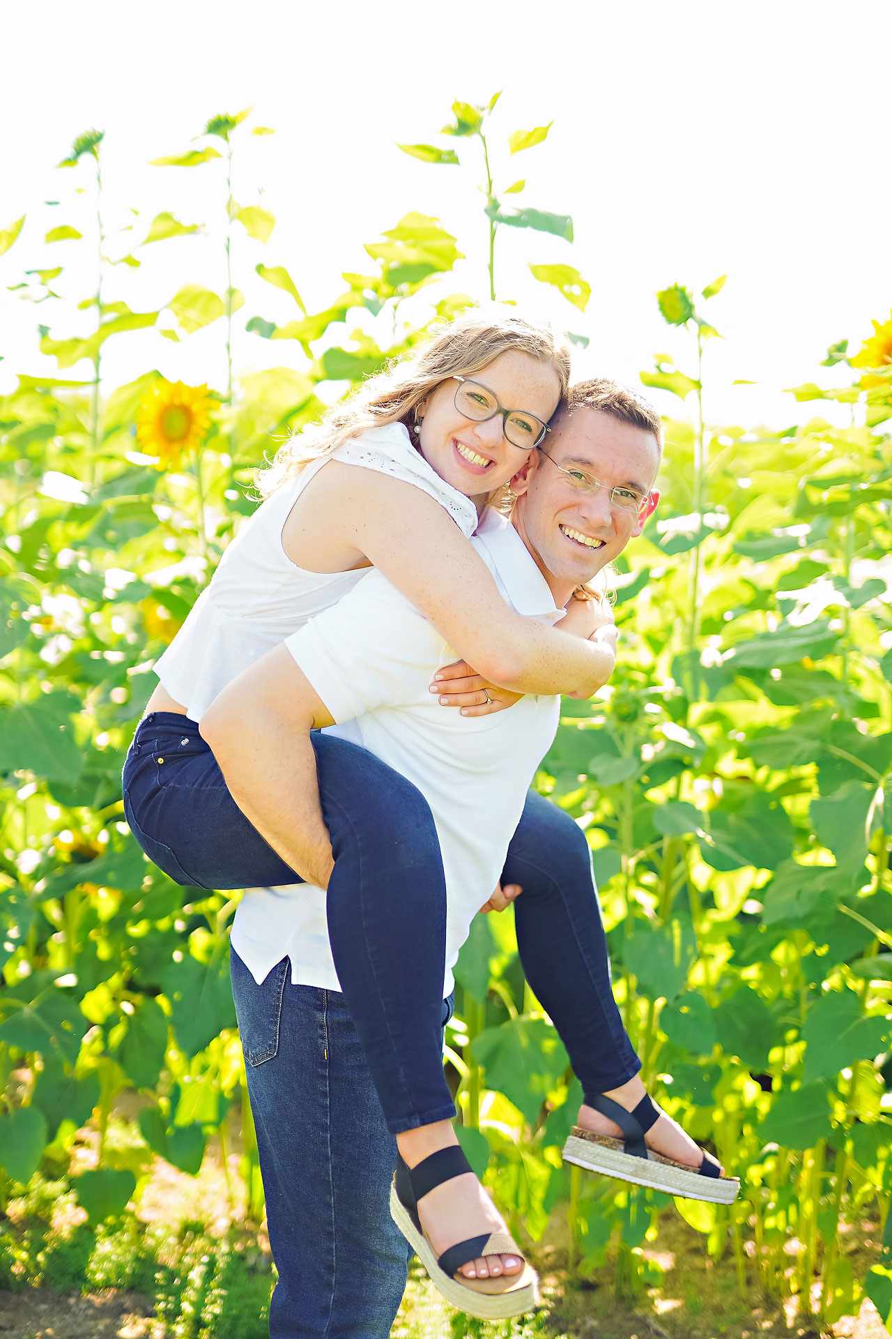 Stephanie Jeff Conner Prairie Engagement Session 086