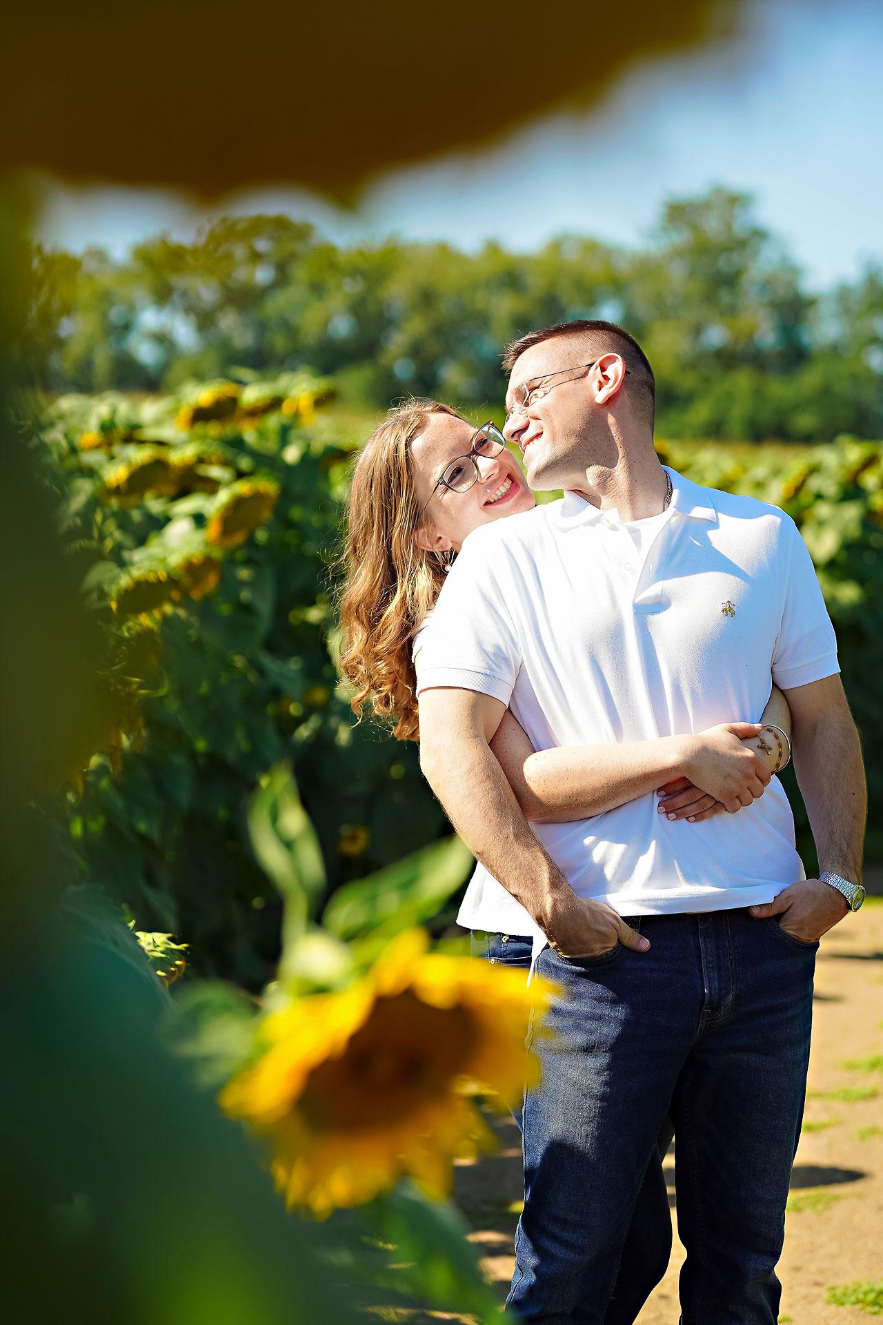 Stephanie Jeff Conner Prairie Engagement Session 089