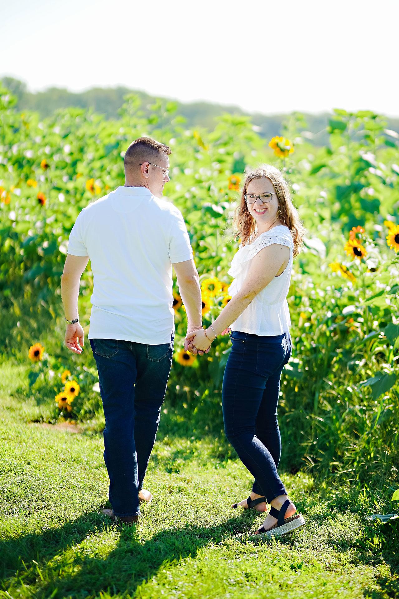 Stephanie Jeff Conner Prairie Engagement Session 093