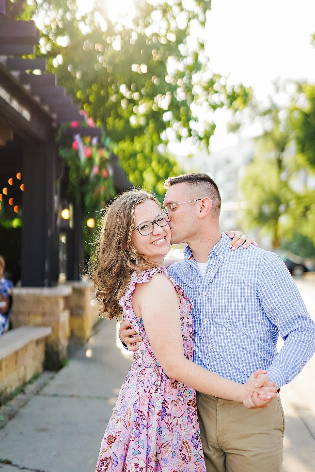 Stephanie Jeff Conner Prairie Engagement Session 118