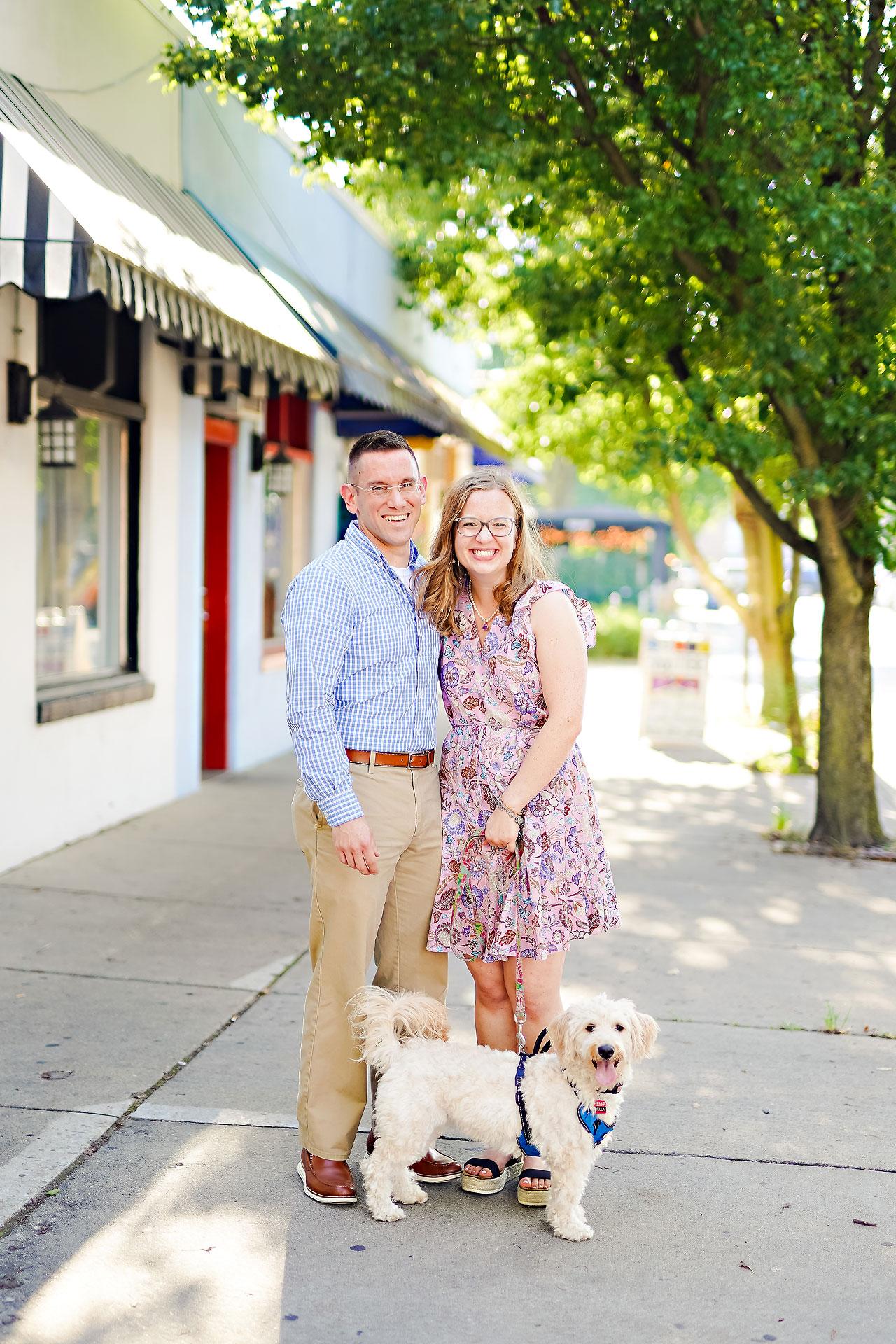 Stephanie Jeff Conner Prairie Engagement Session 120