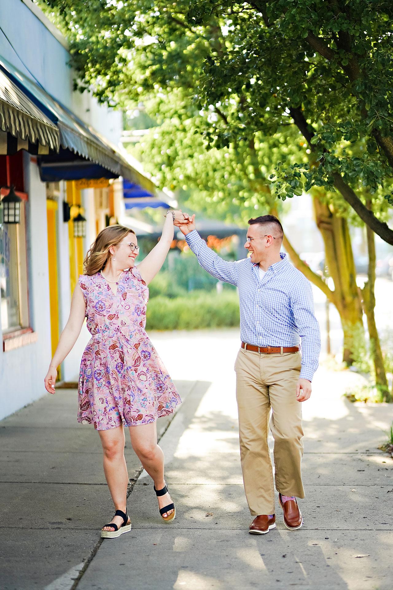 Stephanie Jeff Conner Prairie Engagement Session 123
