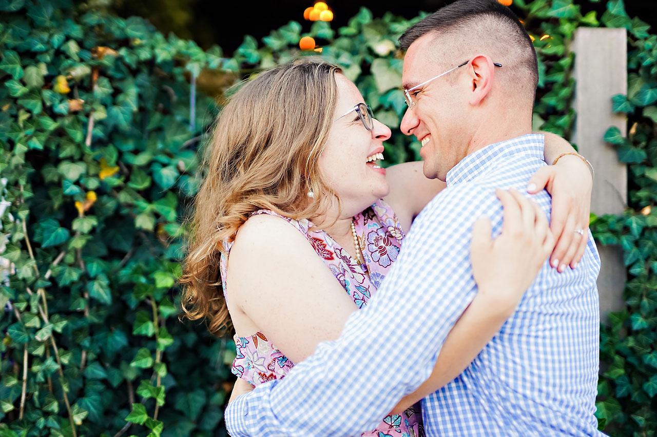 Stephanie Jeff Conner Prairie Engagement Session 127
